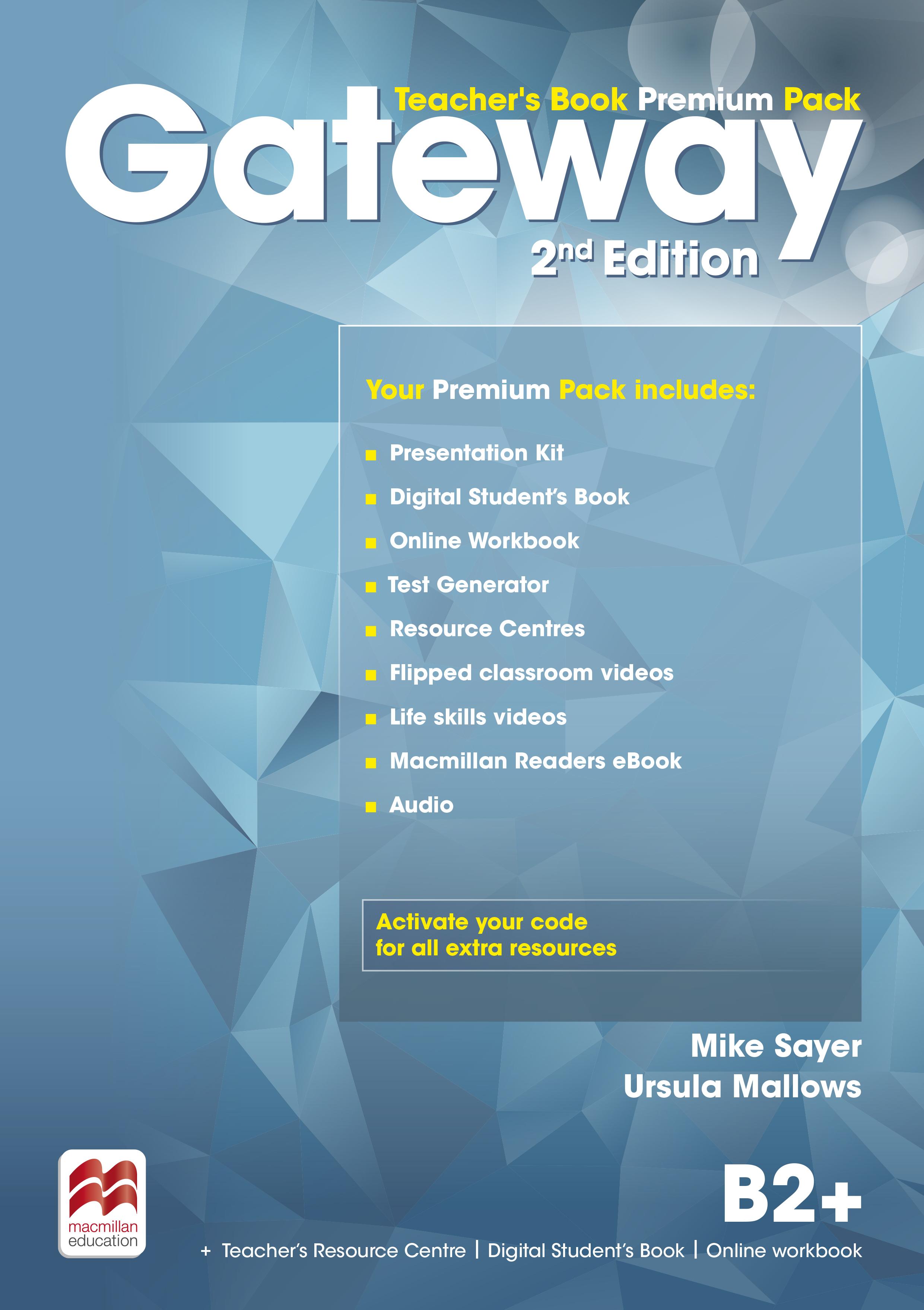Gateway 2nd Edition B2+ Teacher