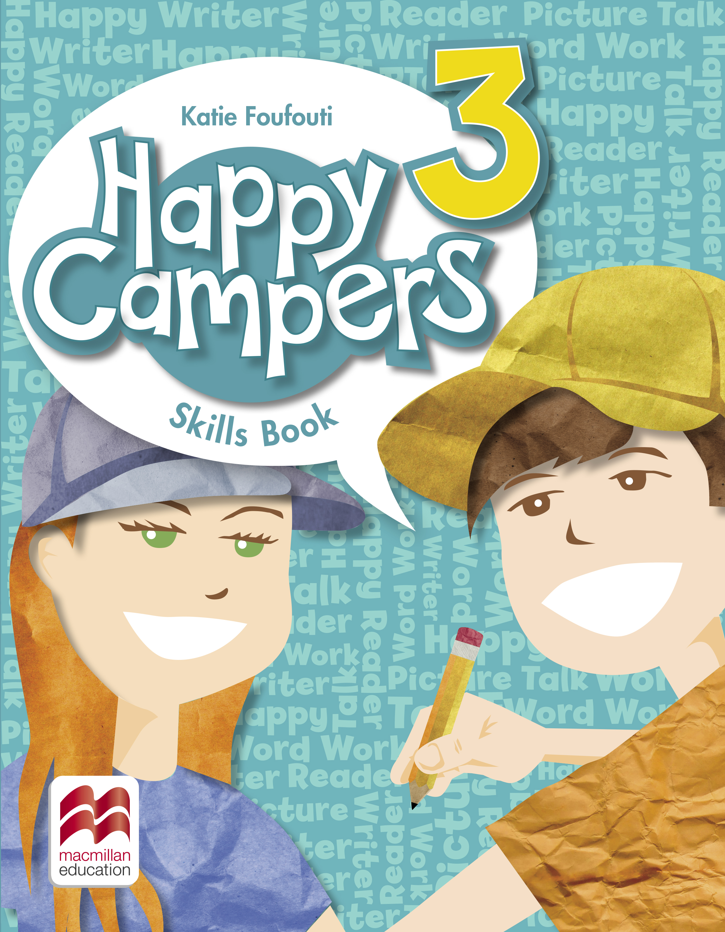 Happy Campers Level 3 Skills Book