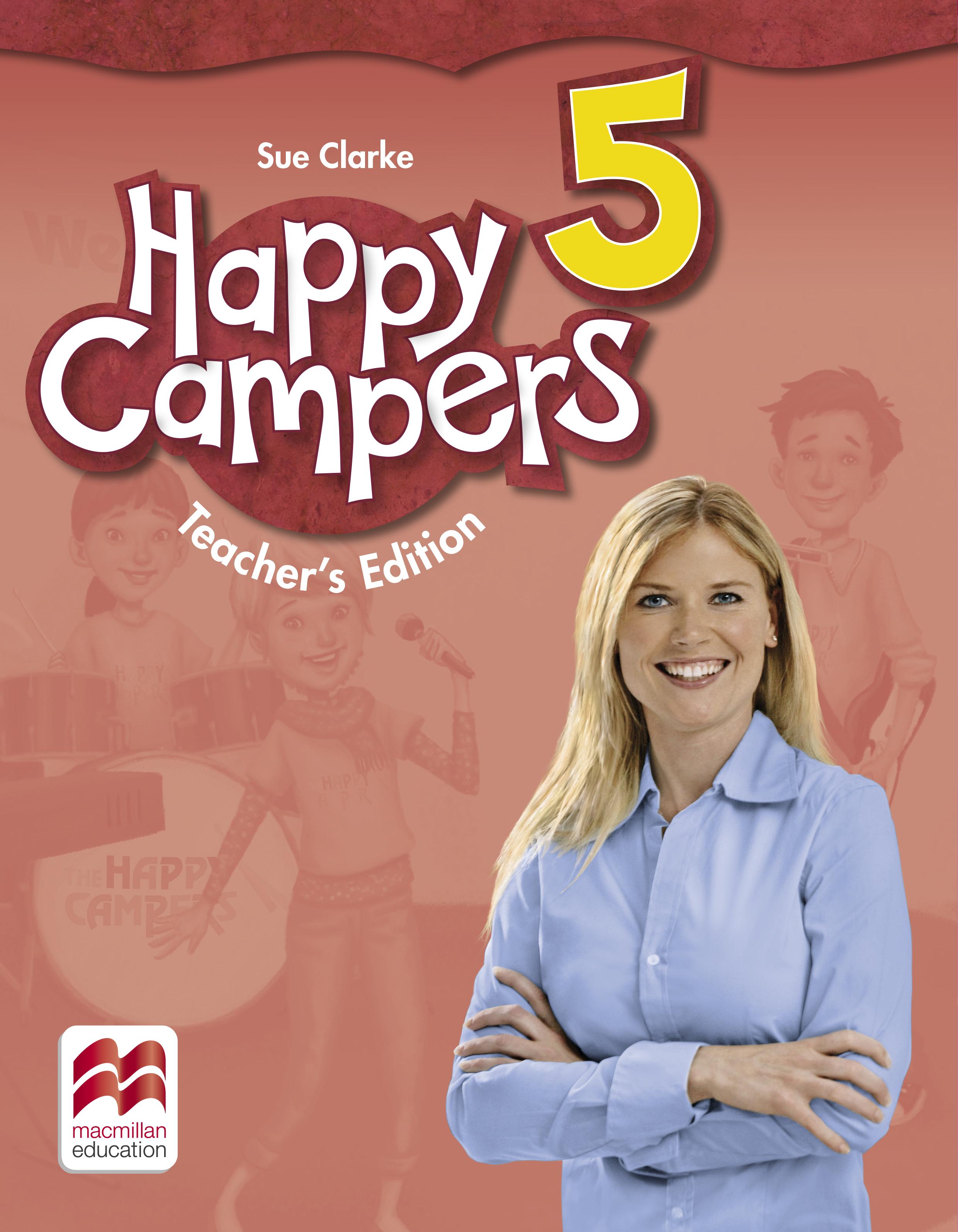 Happy Campers Level 5 Teacher