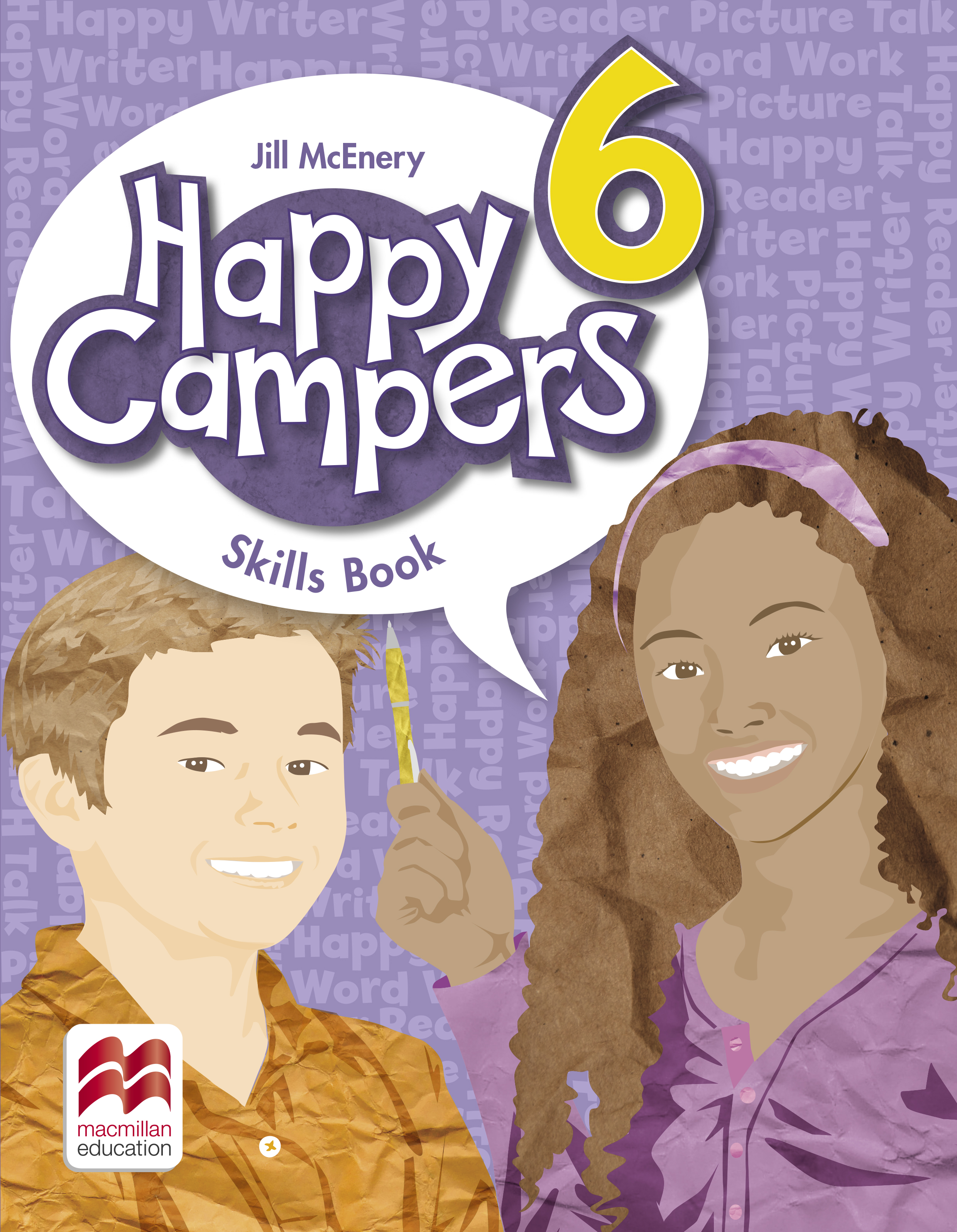 Happy Campers Level 6 Skills Book
