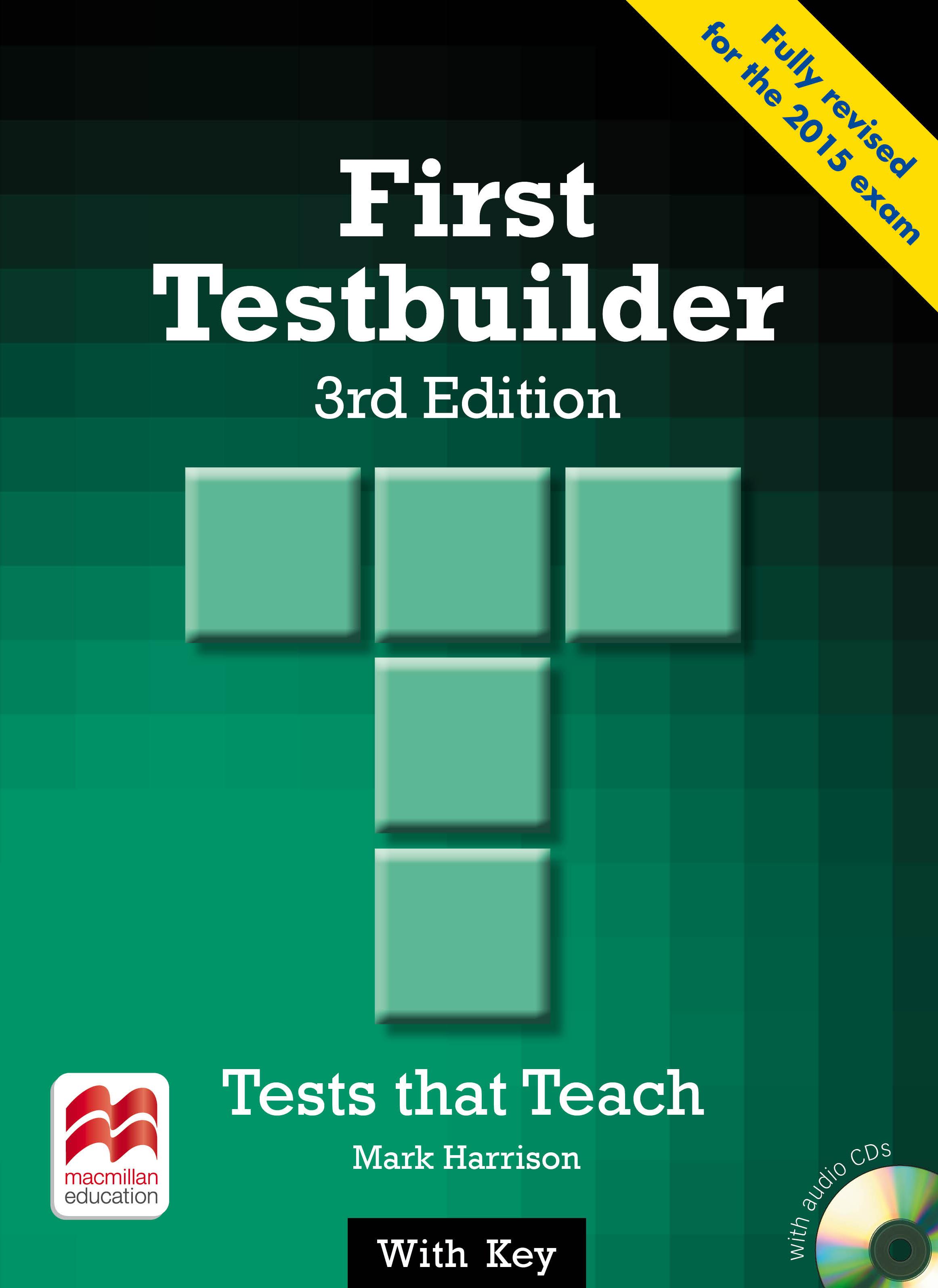 Ielts Test Builder Book