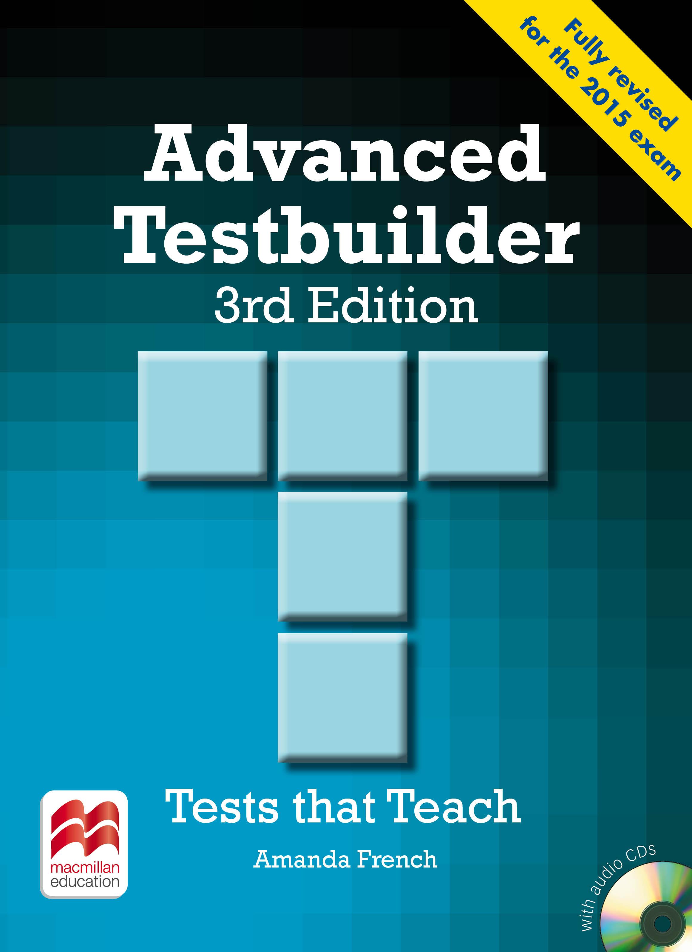 Advanced Testbuilder 3rd Edition Student