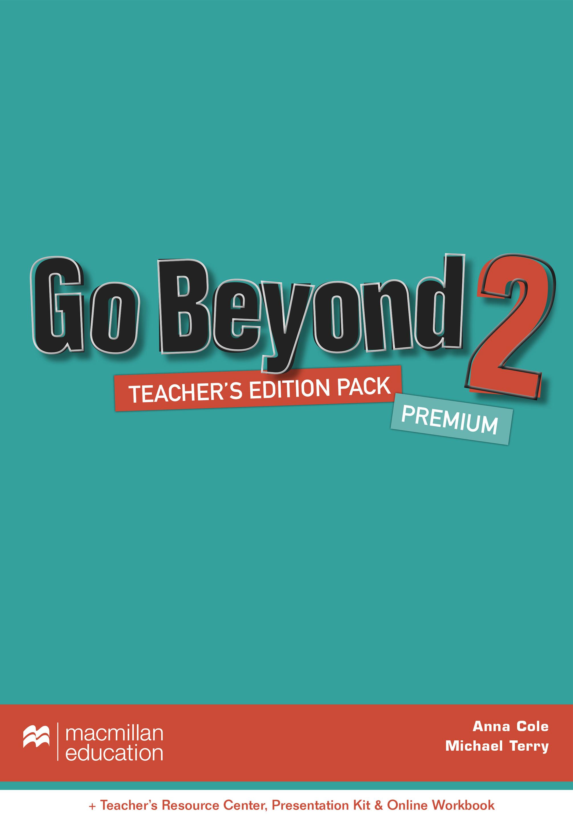 Go Beyond Level 2 Teacher
