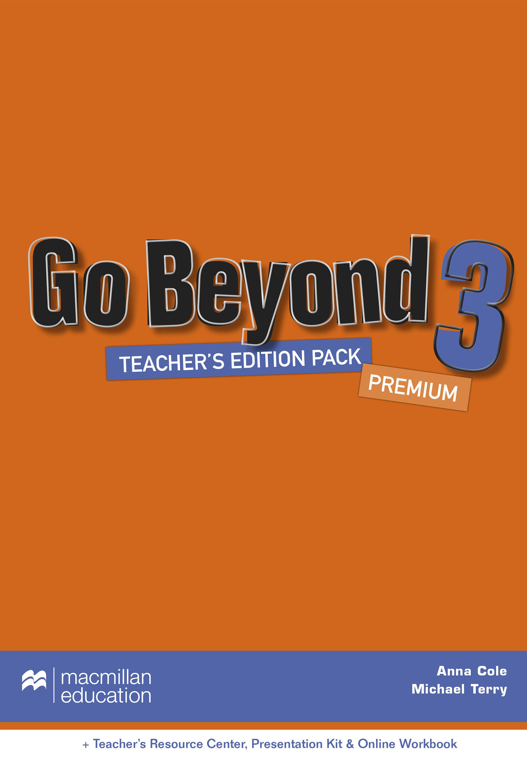 Go Beyond Level 3 Teacher