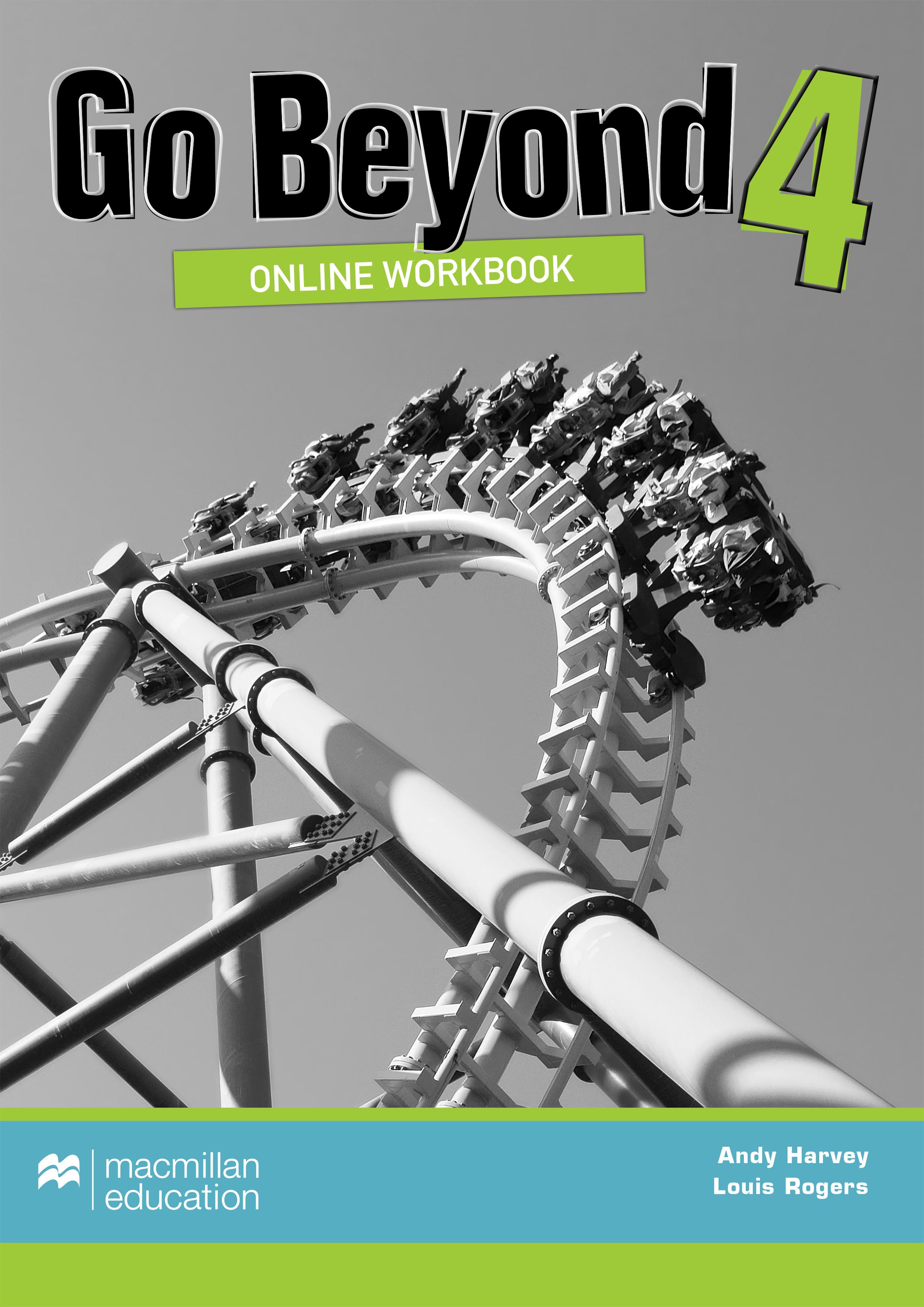 Go Beyond Level 4 Online Workbook