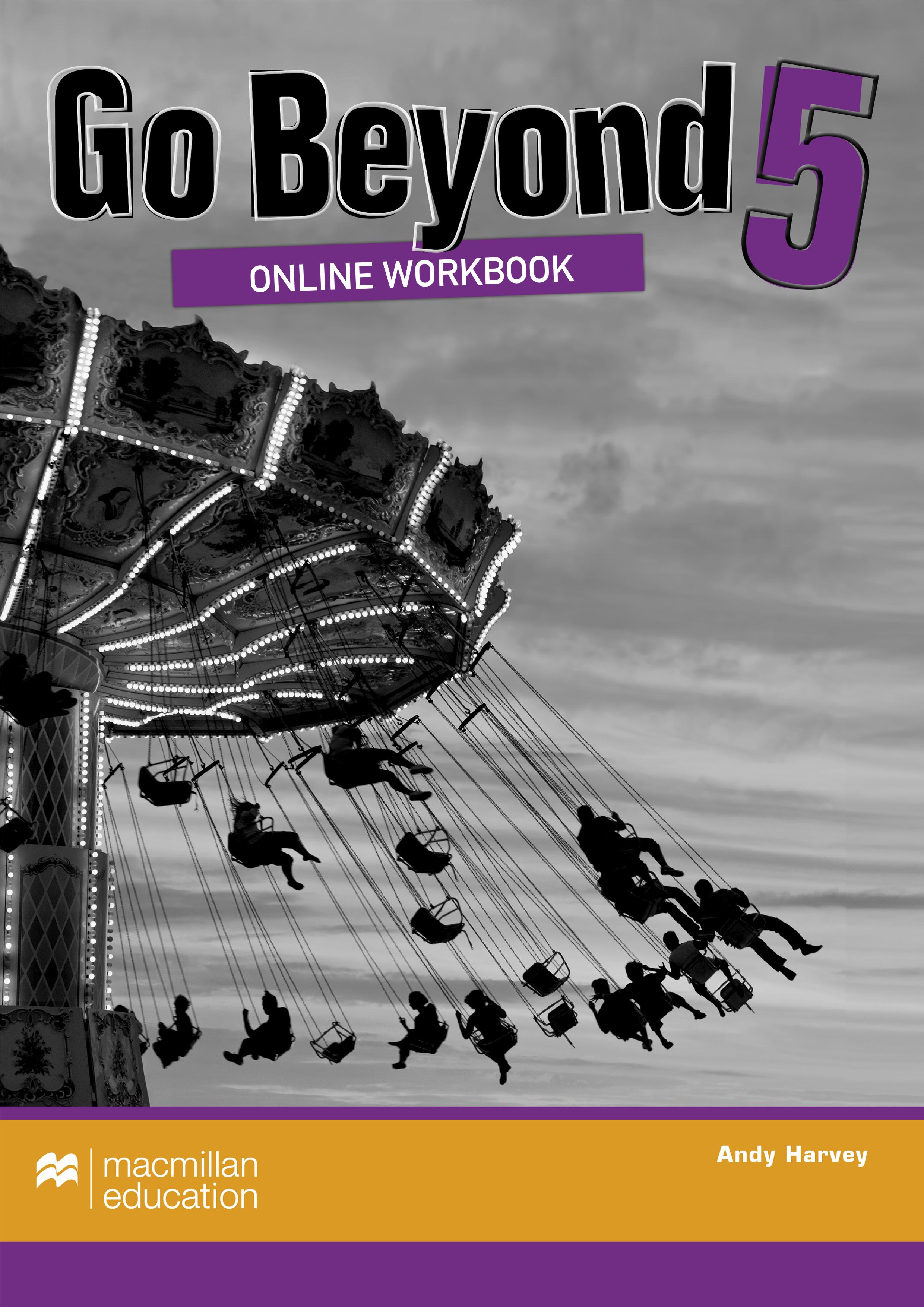 Go Beyond Level 5 Online Workbook