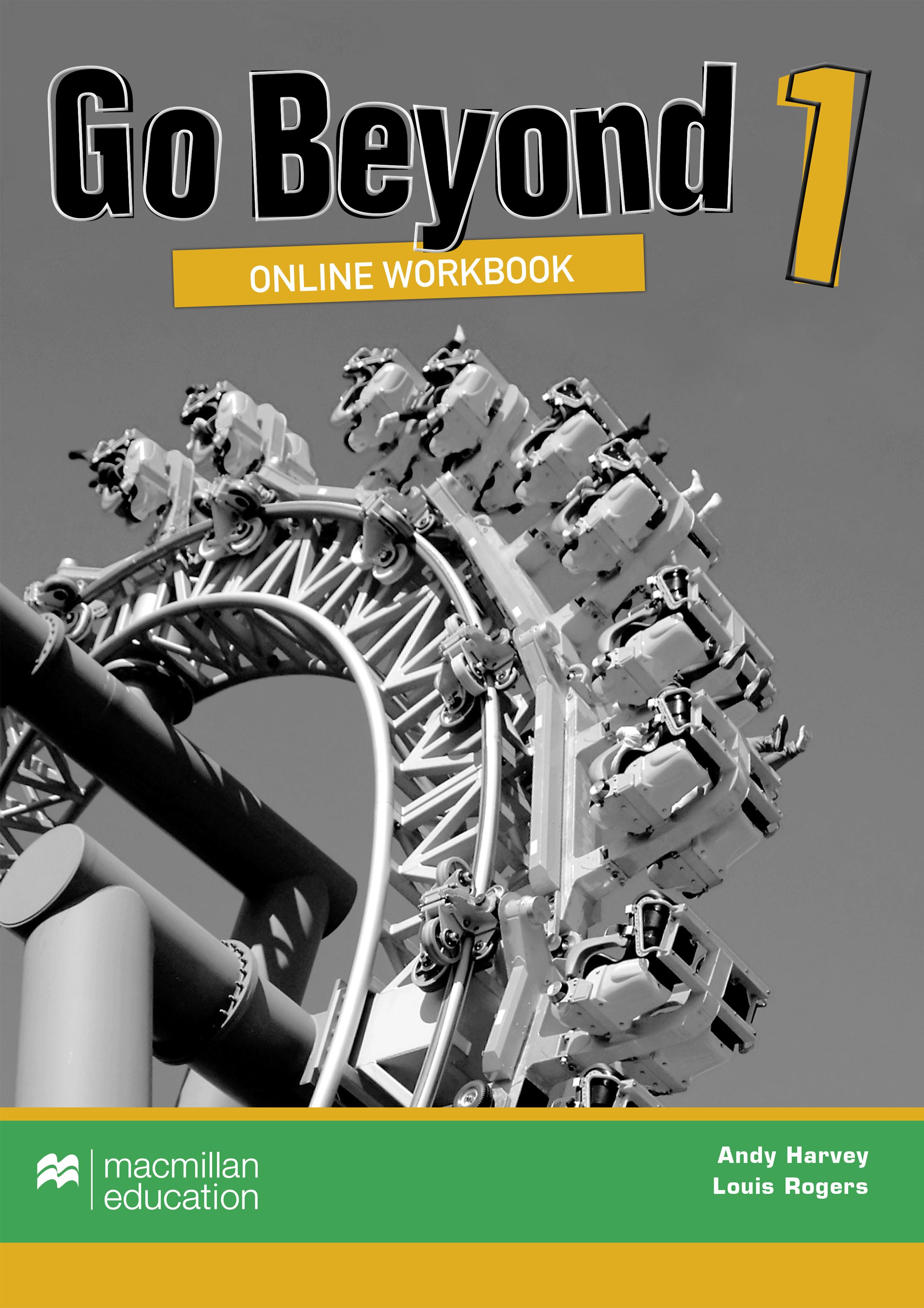 Go Beyond Level 1 Online Workbook