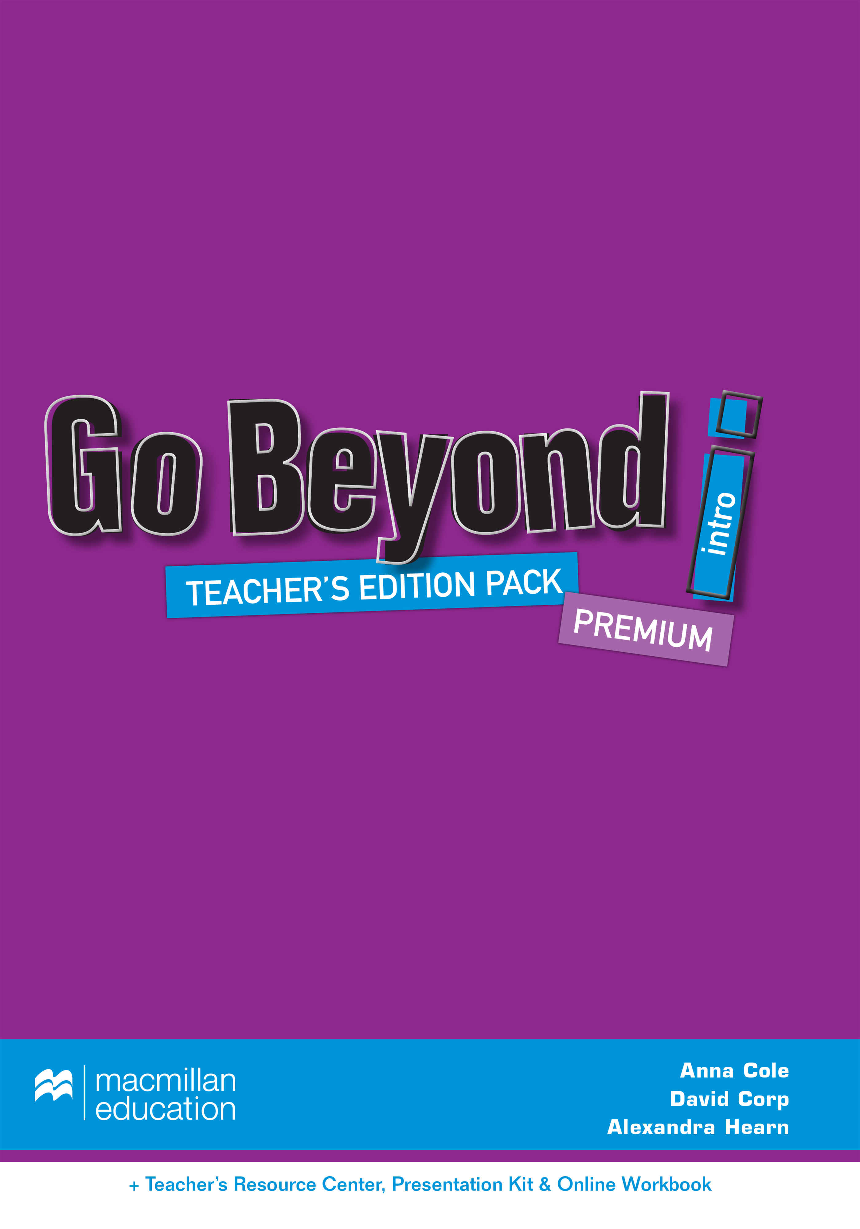 Go Beyond Intro Level Teacher