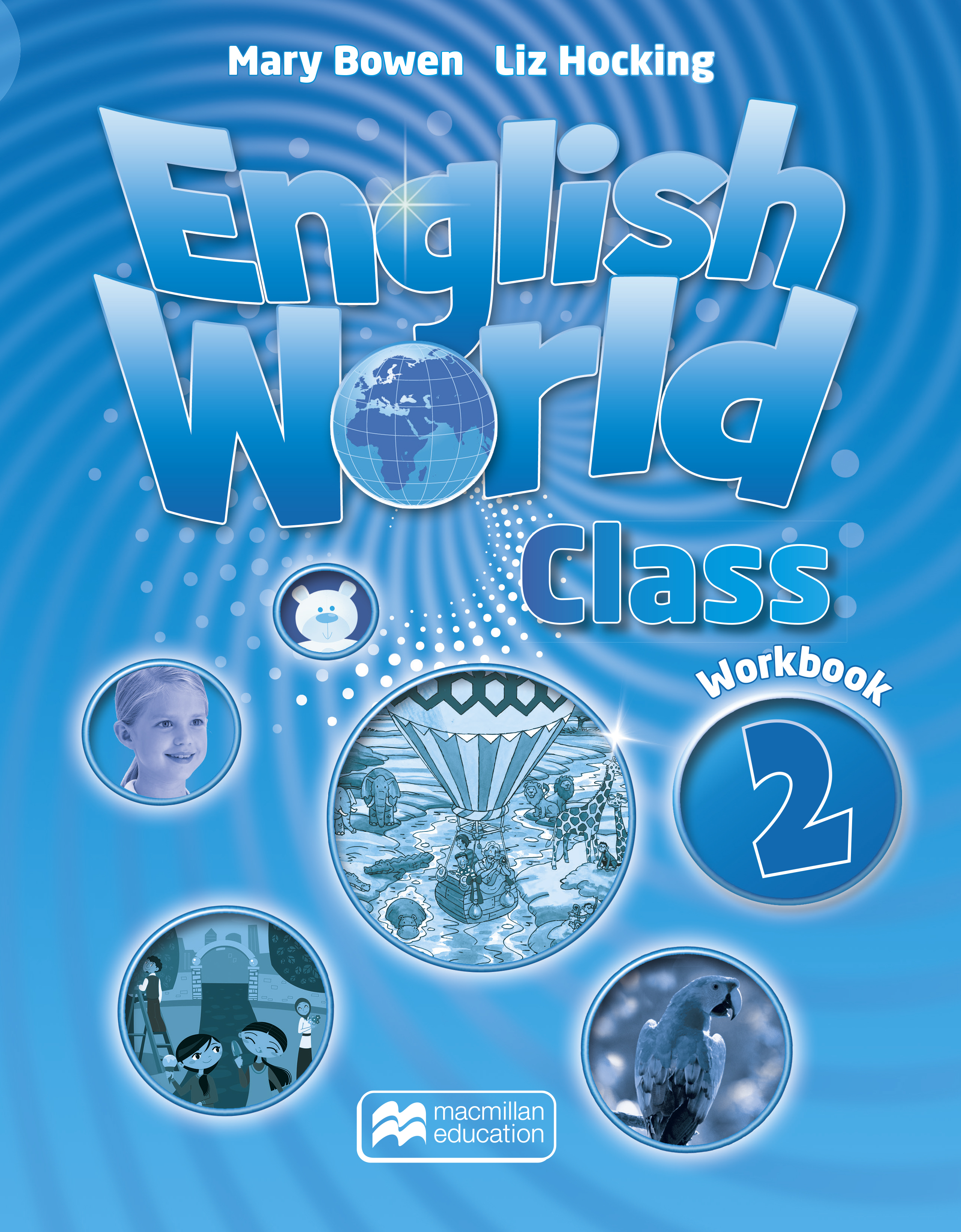 English World Class Level 2 Workbook