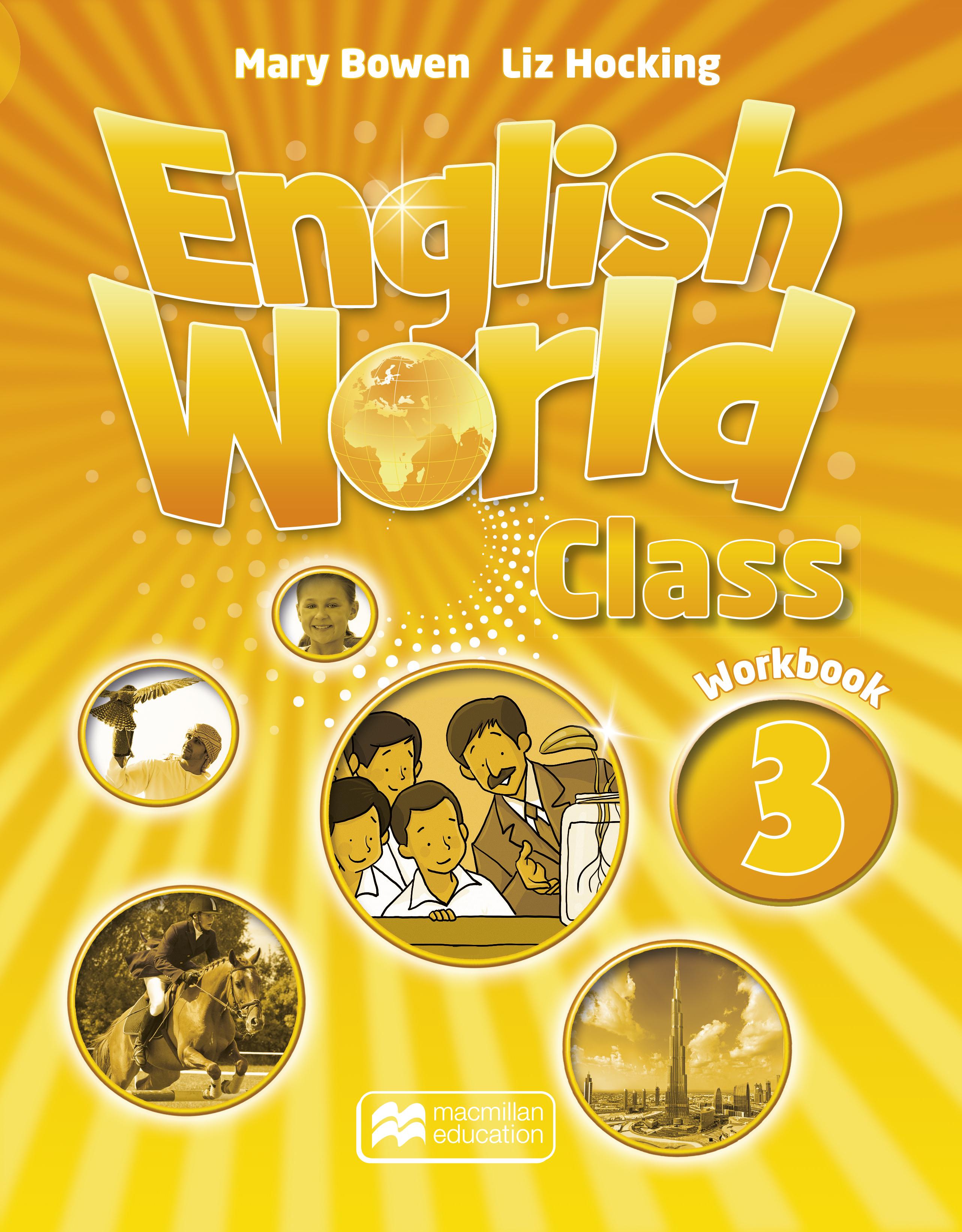 English World Class Level 3 Workbook