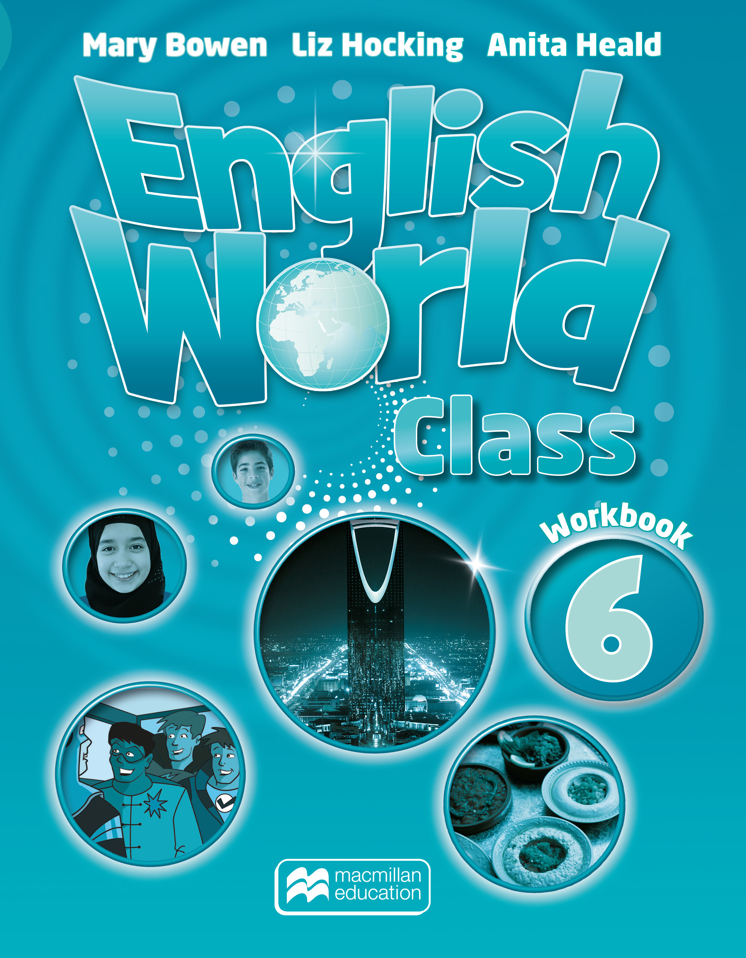 English World Class Level 6 Workbook