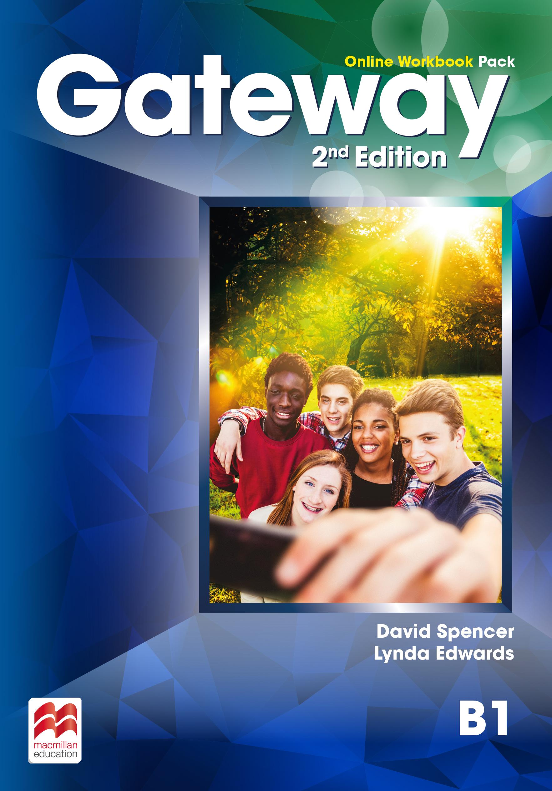Gateway 2nd Edition B1 Online Workbook