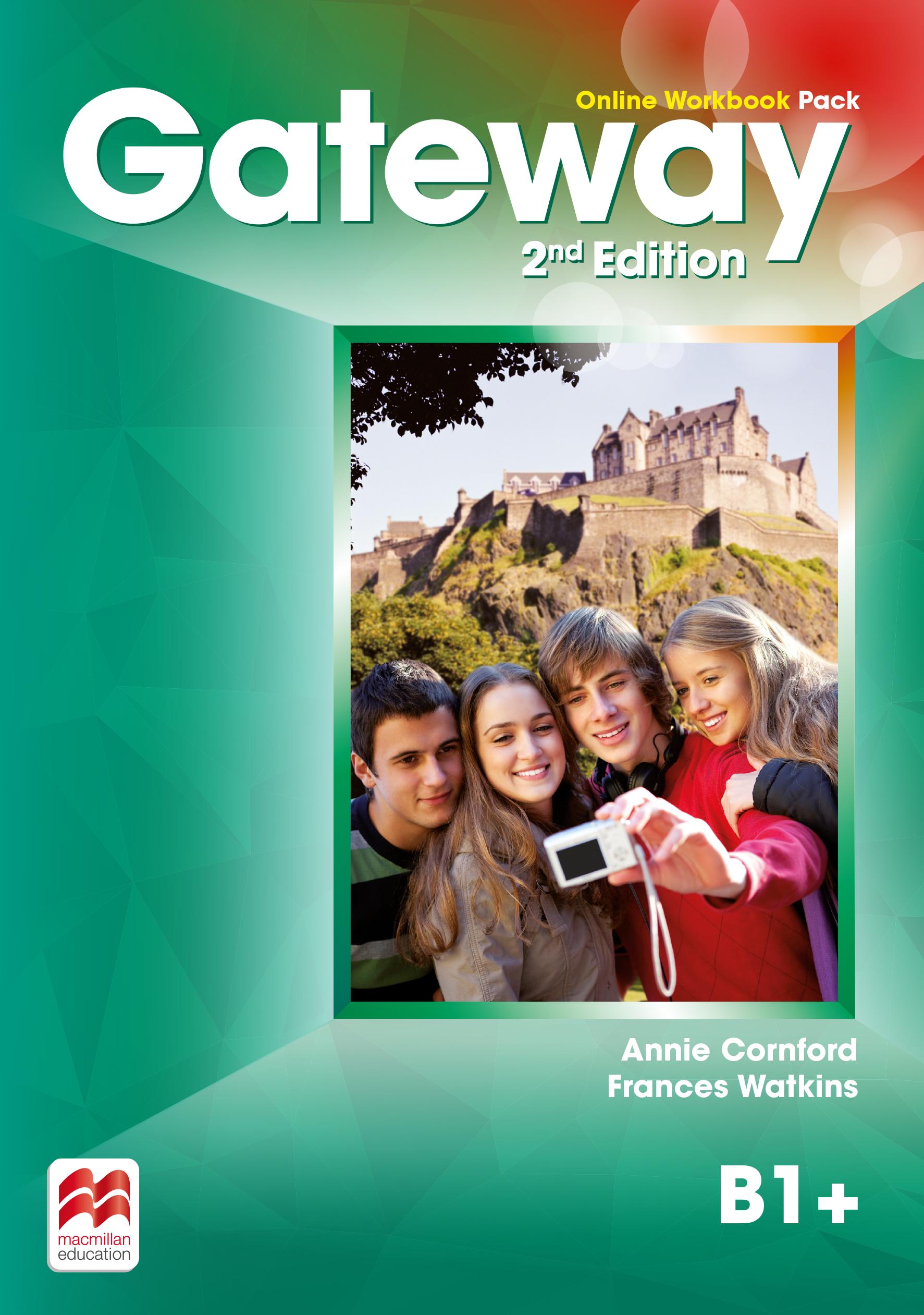 Gateway 2nd Edition B1+ Online Workbook