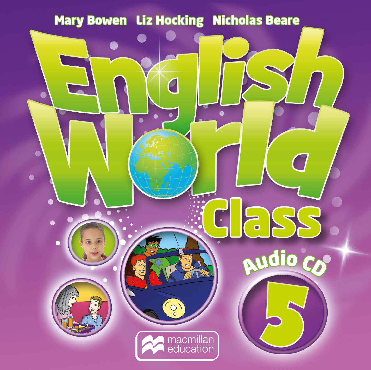 English World Class Level 5 Audio CD