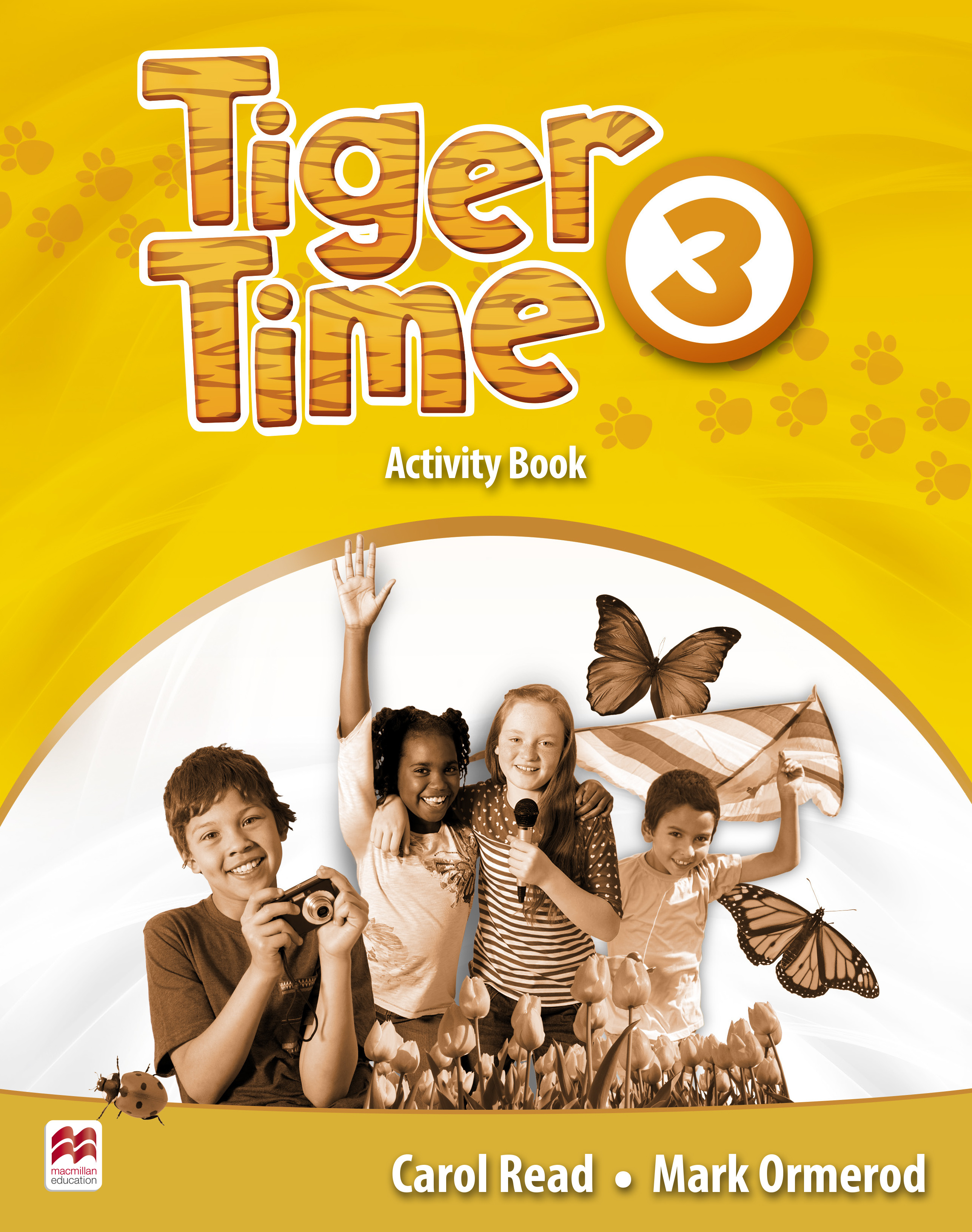 Tiger Time Level 3 Activity Book