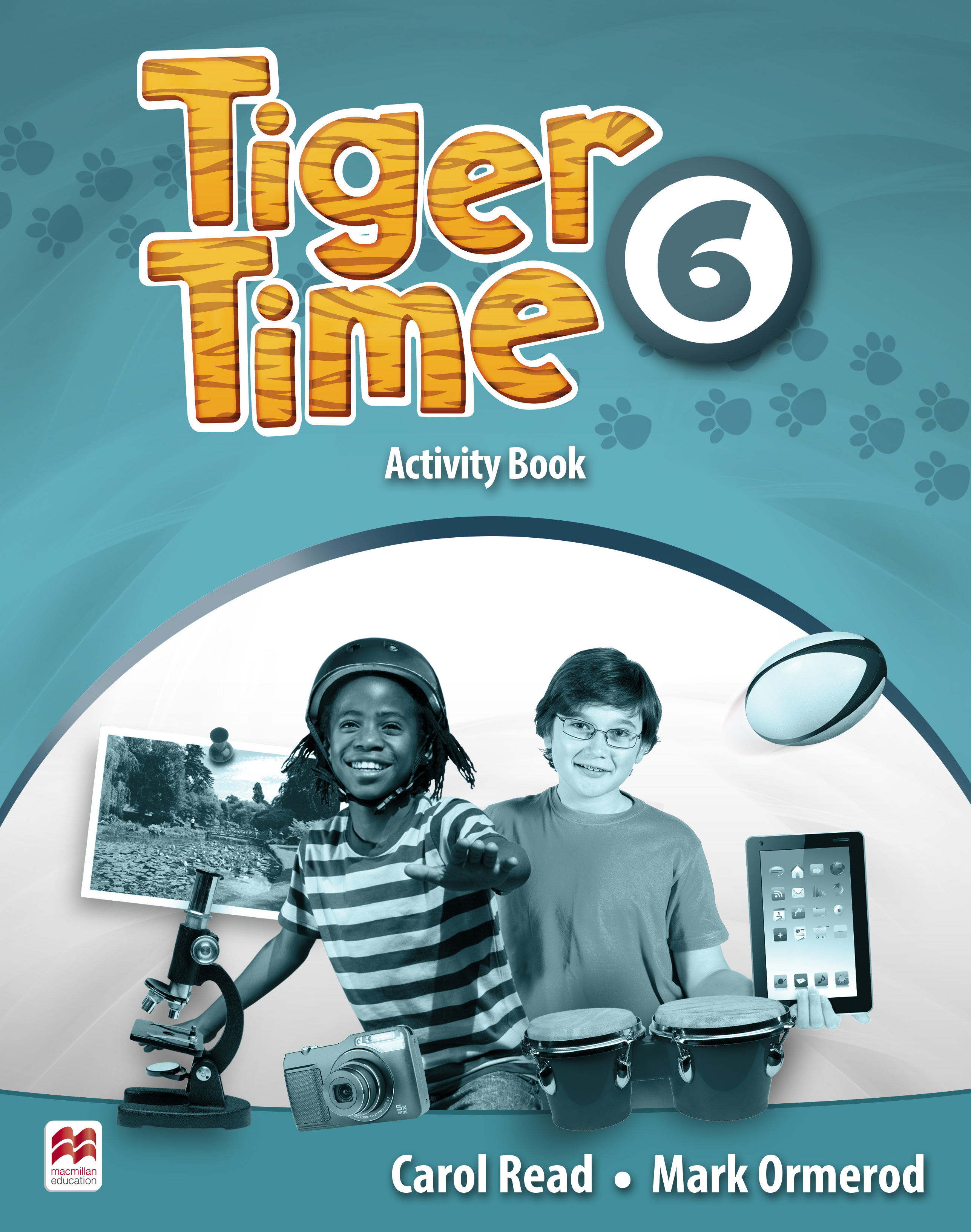 Tiger Time Level 6 Activity Book