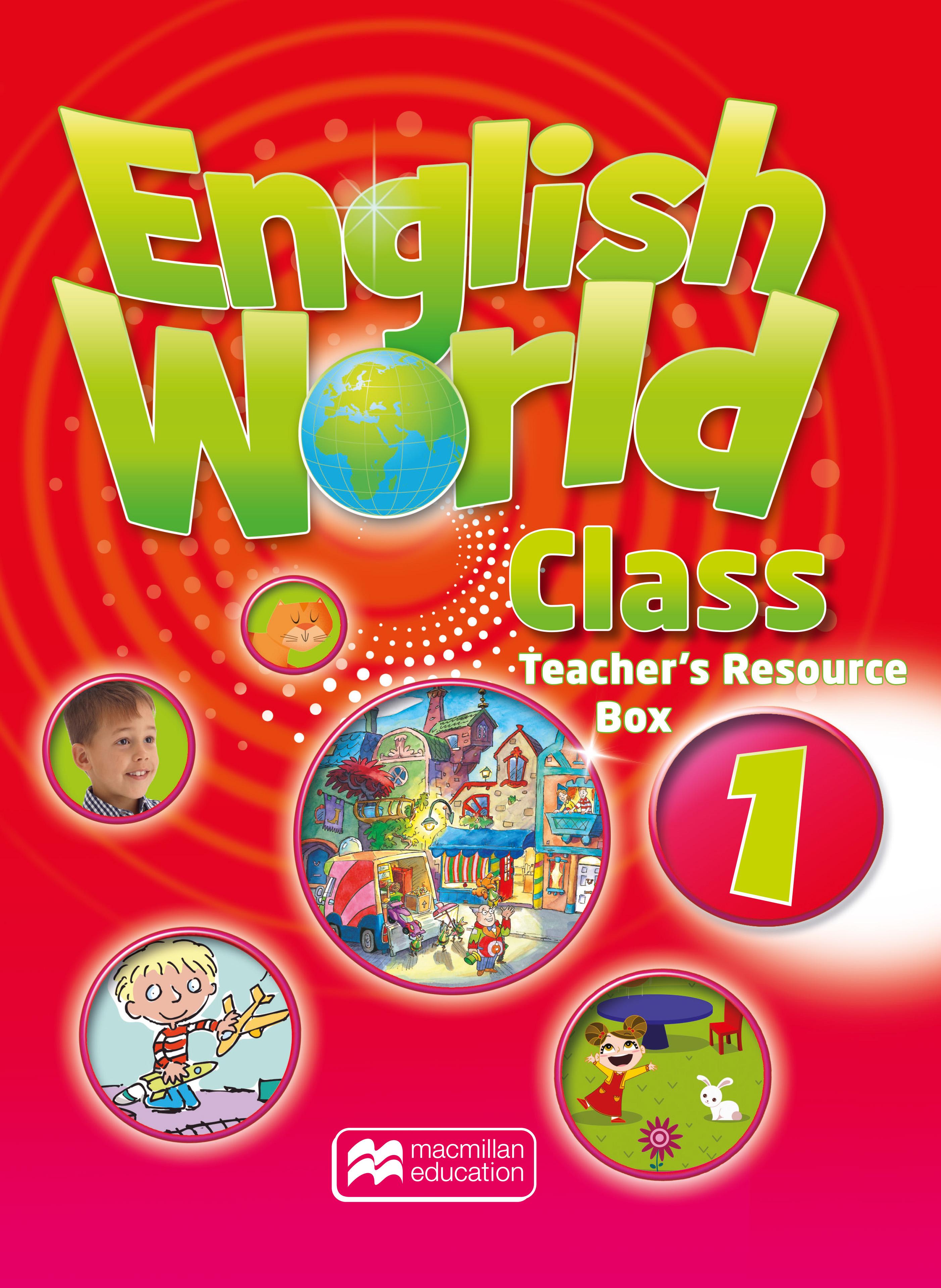 English World Class Level 1 Resource Box