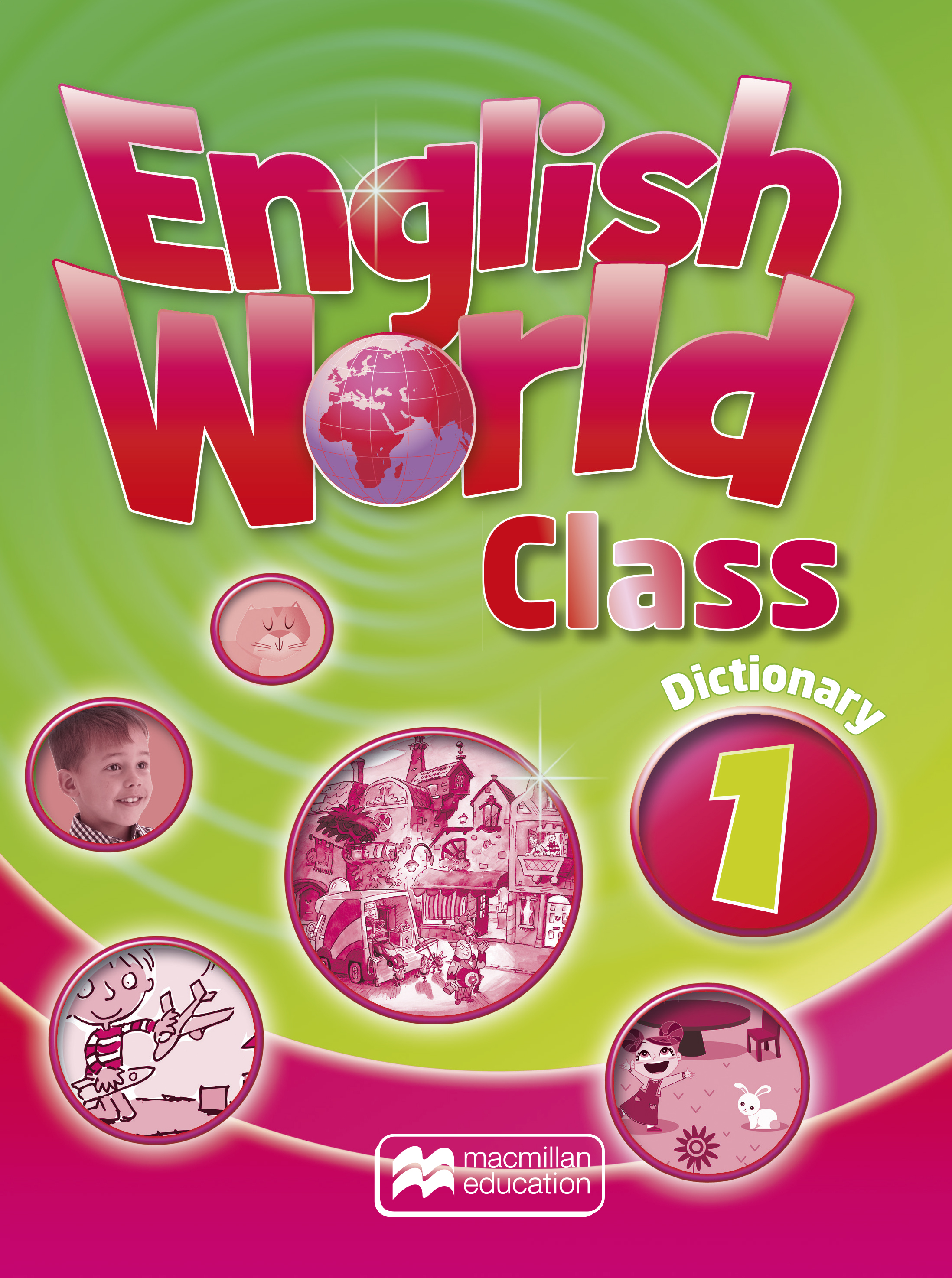 English World Class Level 1 Dictionary