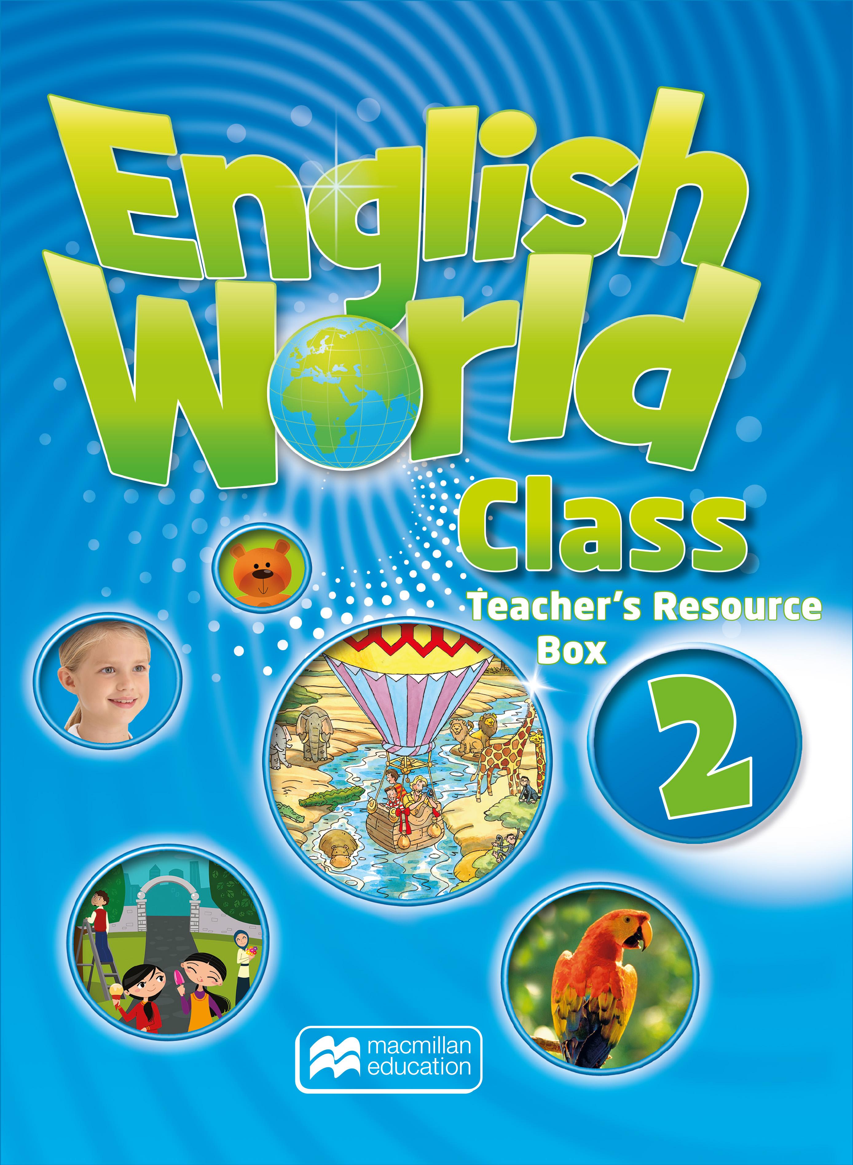 English World Class Level 2 Resource Box