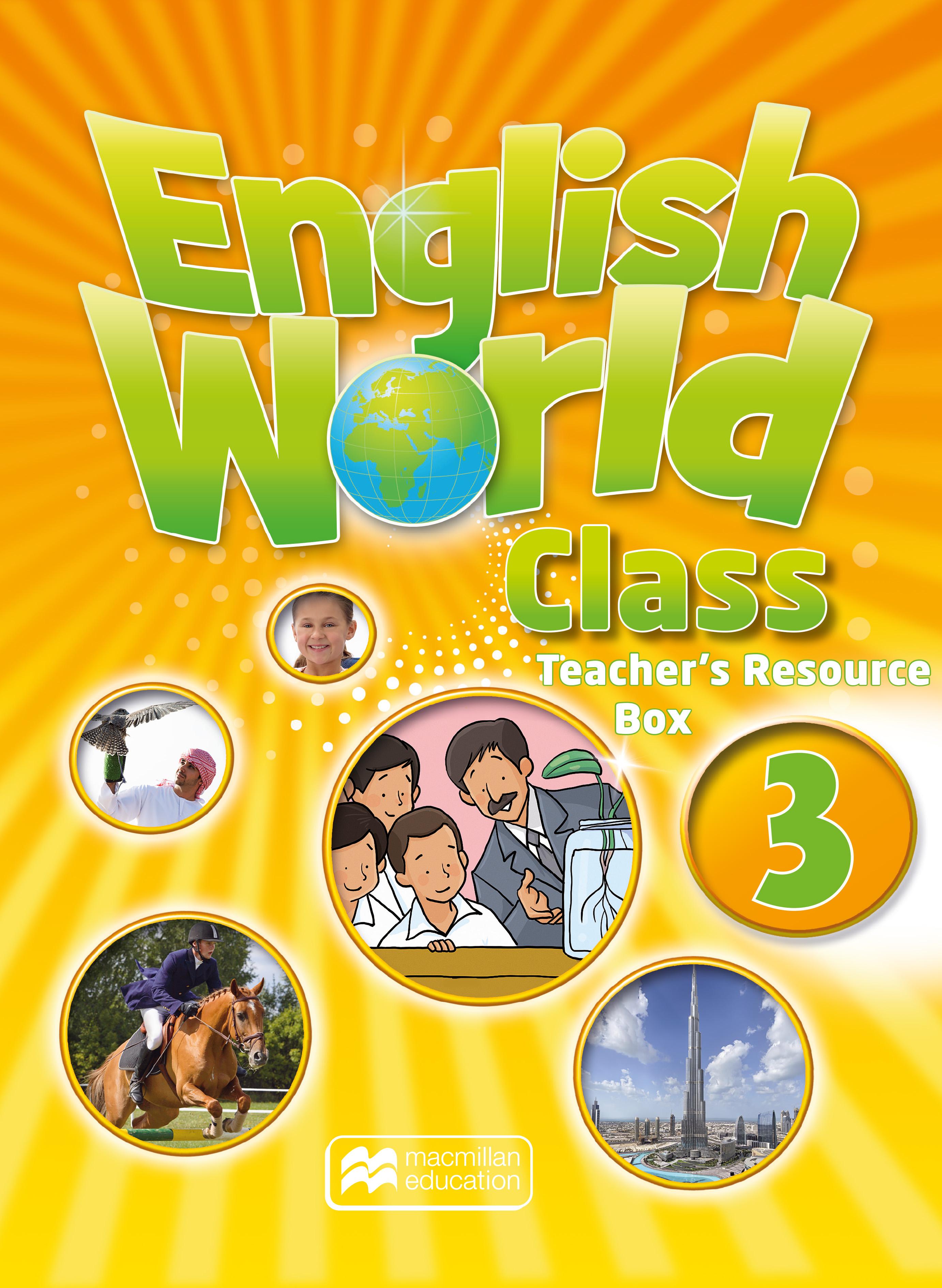English World Class Level 3 Resource Box