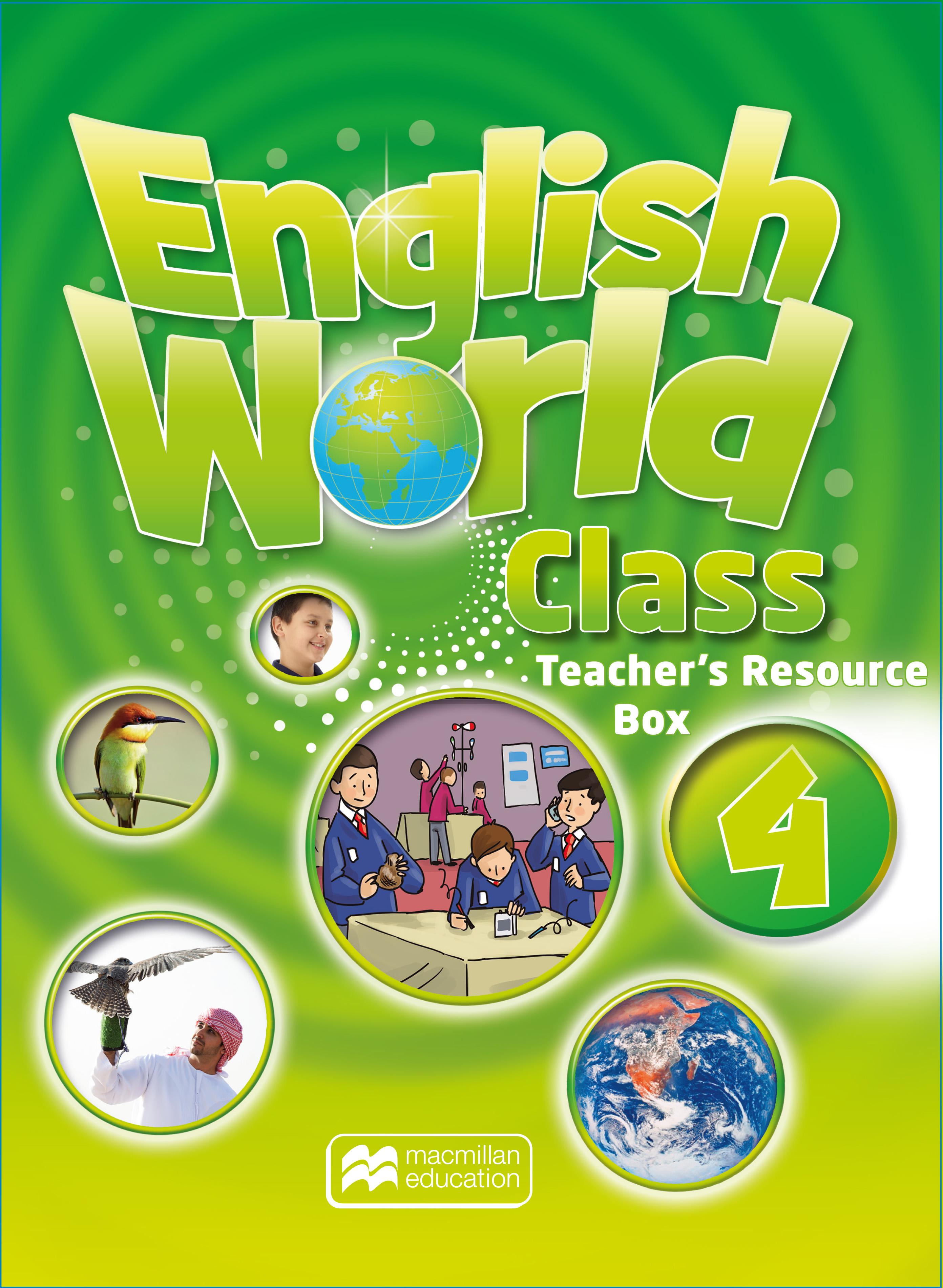 English World Class Level 4 Resource Box