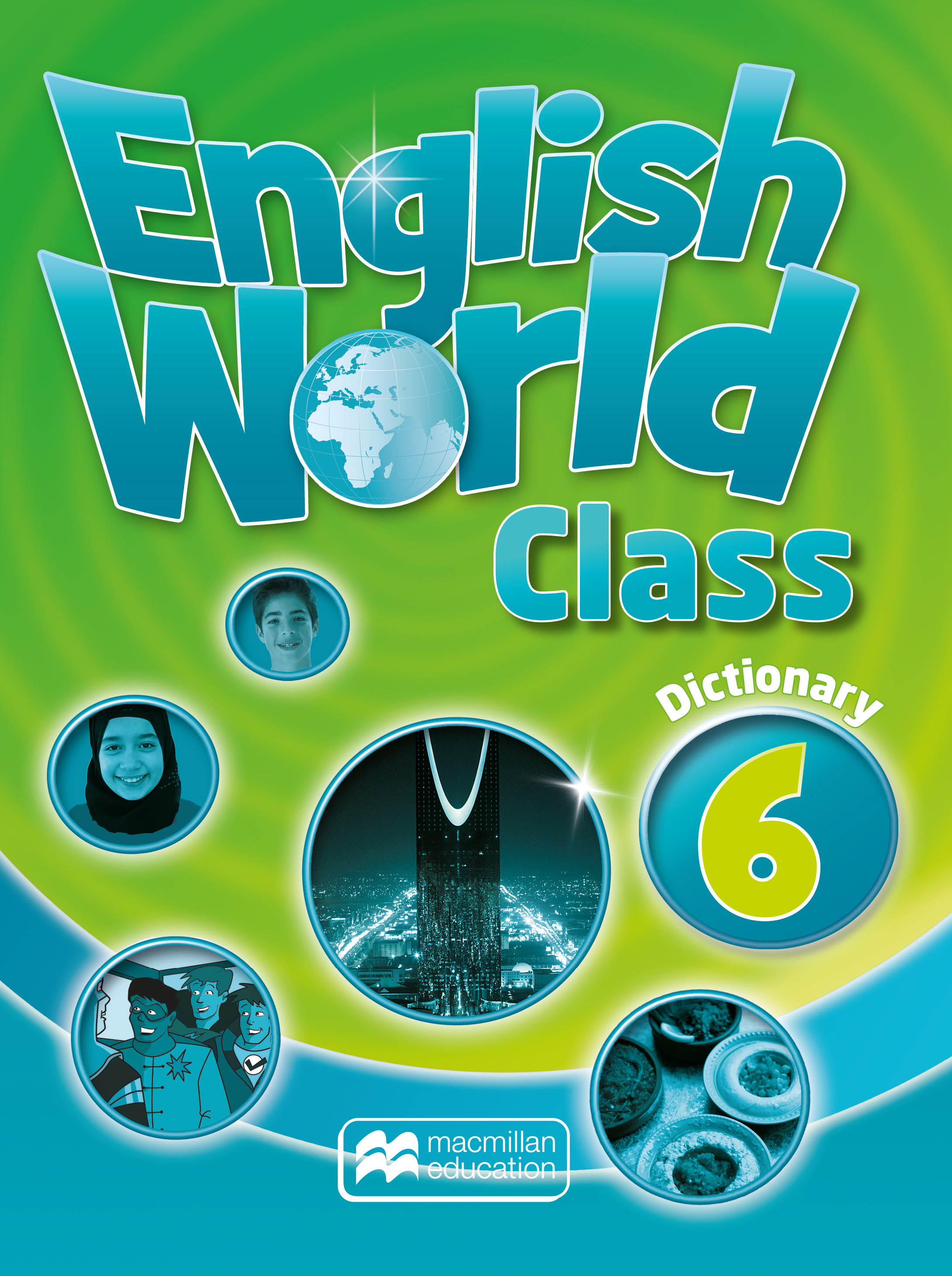 English World Class Level 6 Dictionary
