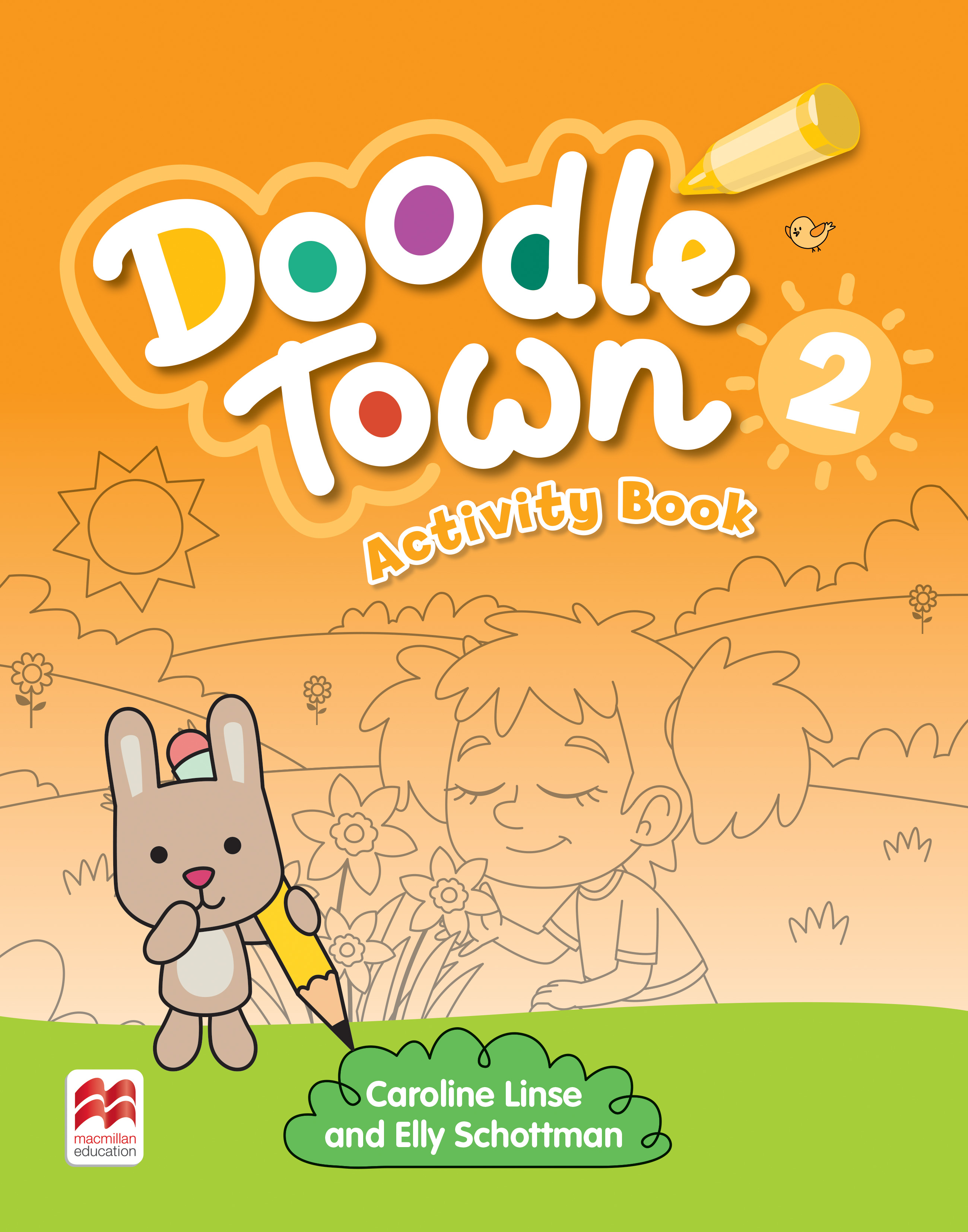 Doodle Town Level 2 Activity Book