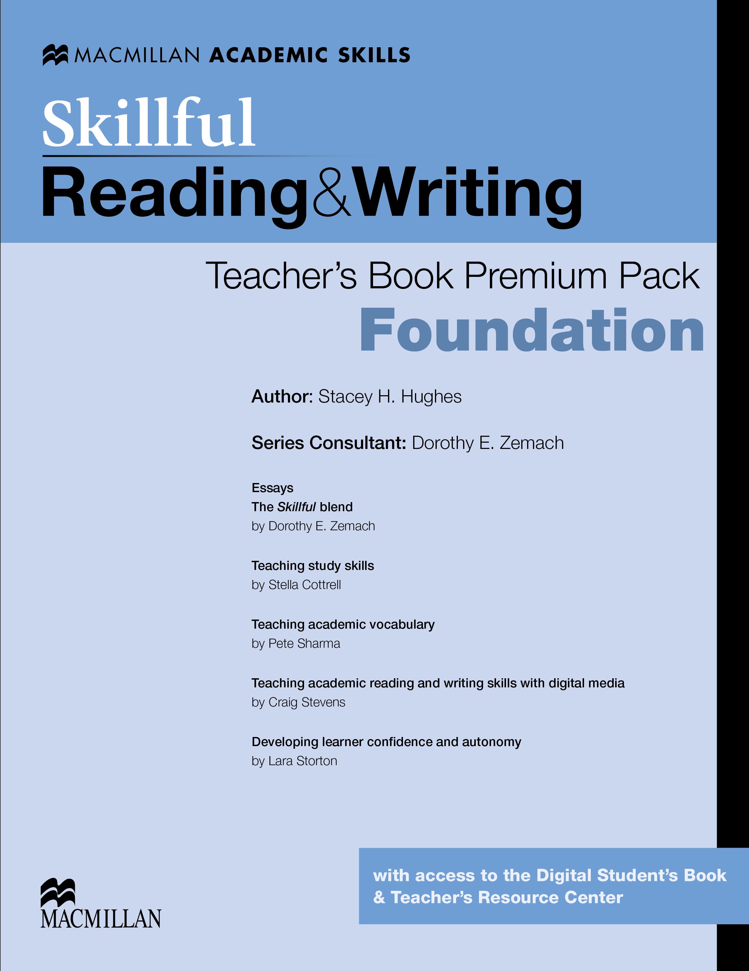 Skillful Foundation Level Reading & Writing Teacher