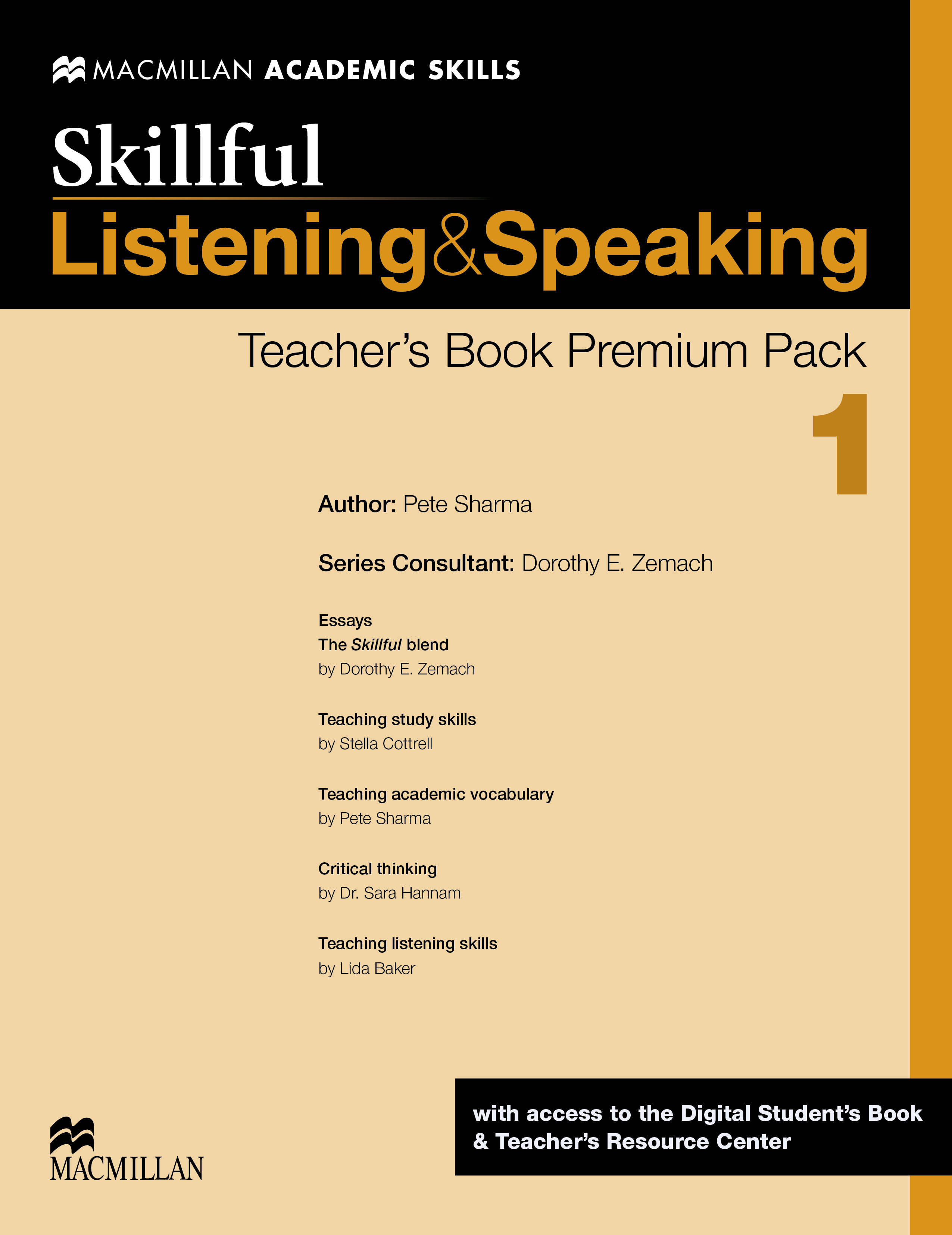 Skillful Level 1 Listening & Speaking Teacher