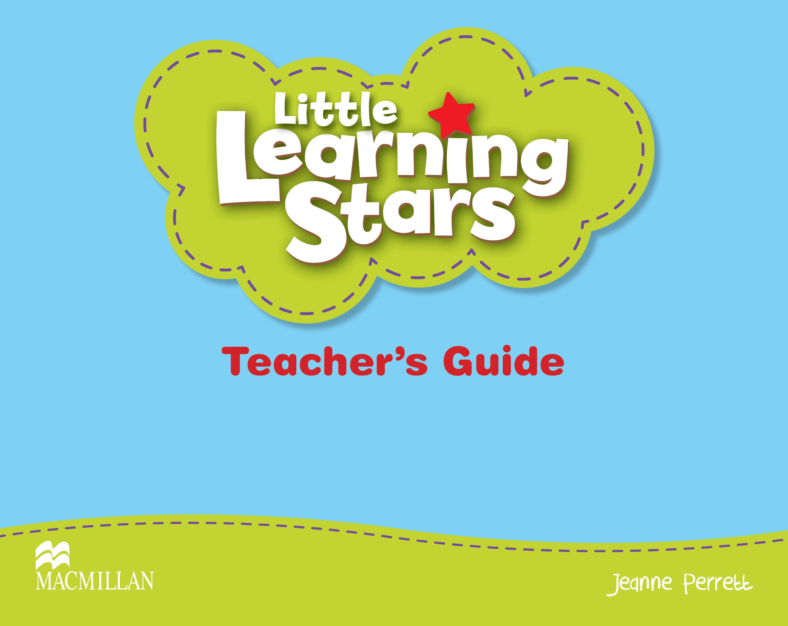 Little Learning Stars Teacher