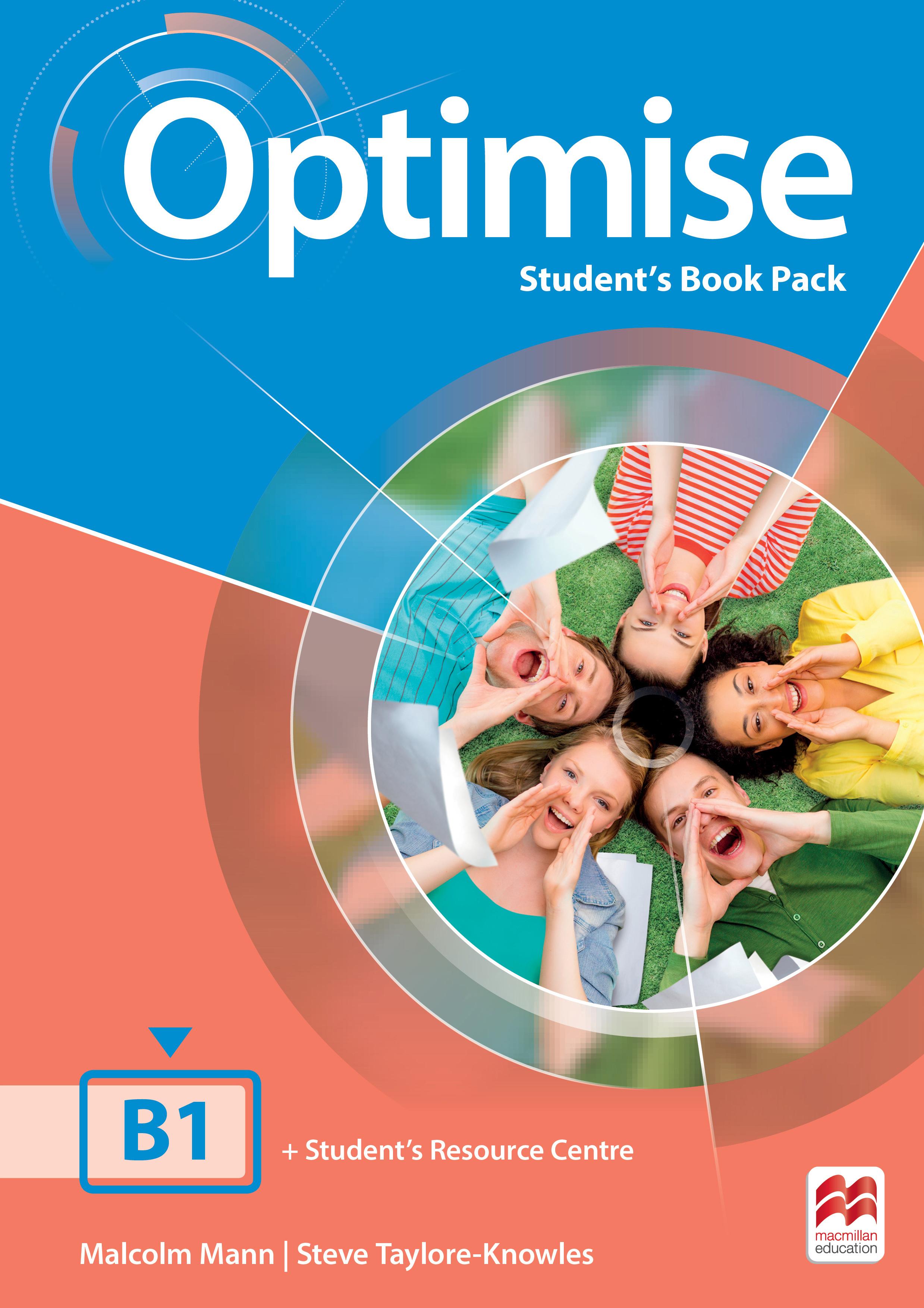 Optimise B1 Student