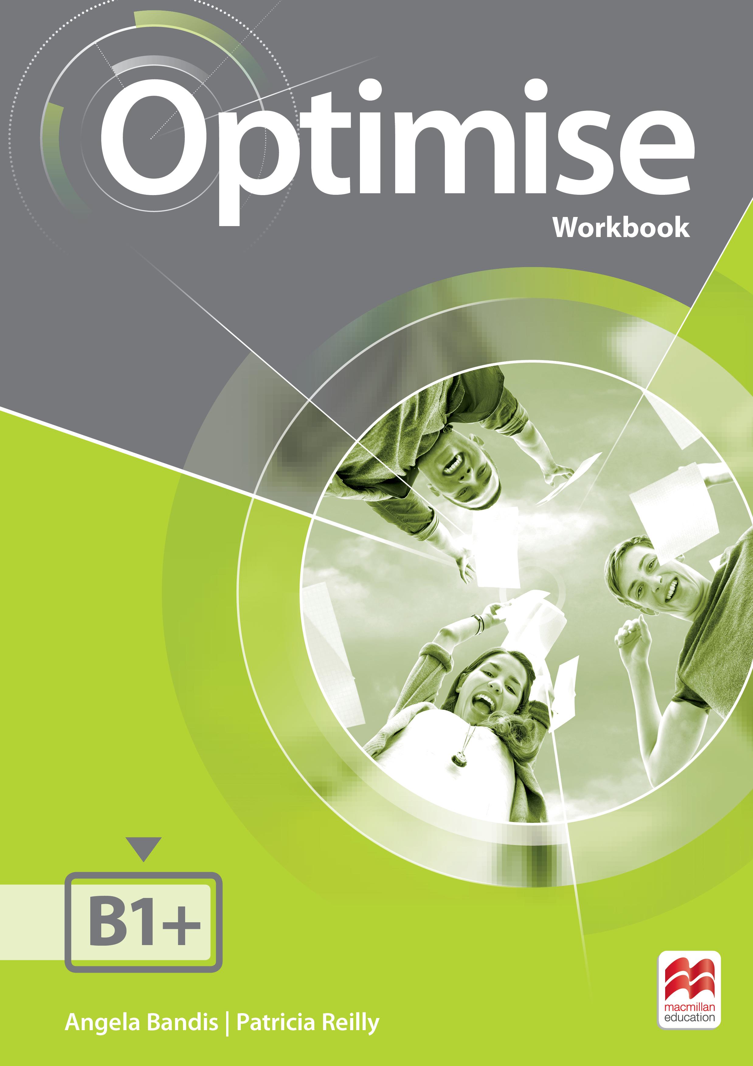 Optimise B1+ Workbook without key