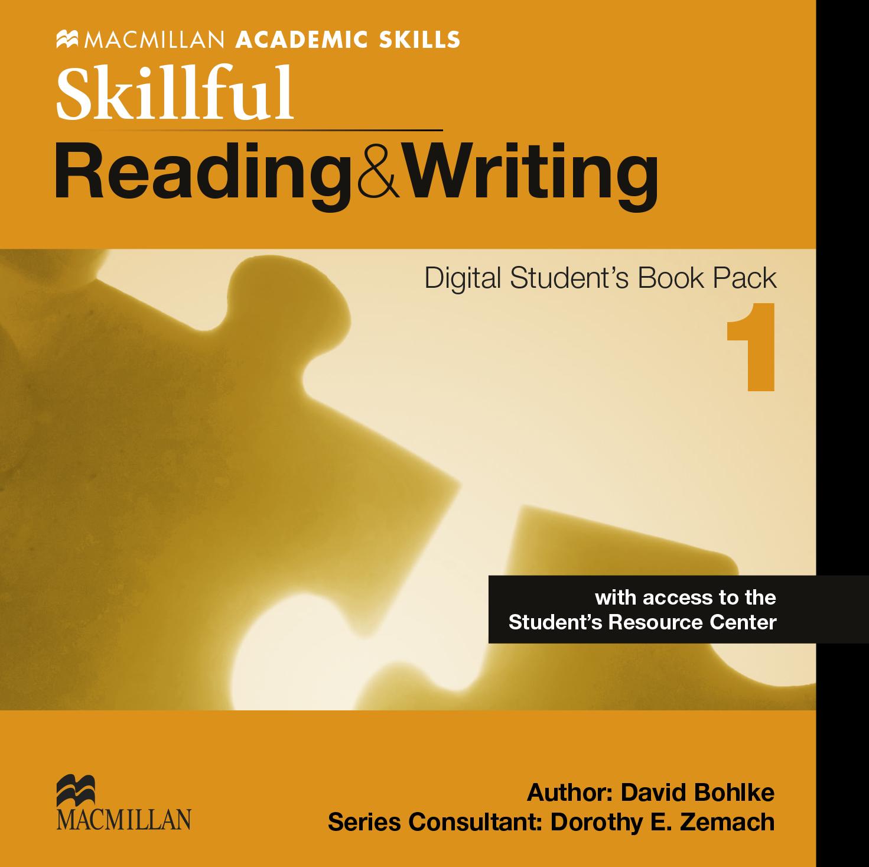 Skillful Level 1 Reading & Writing Digital Student