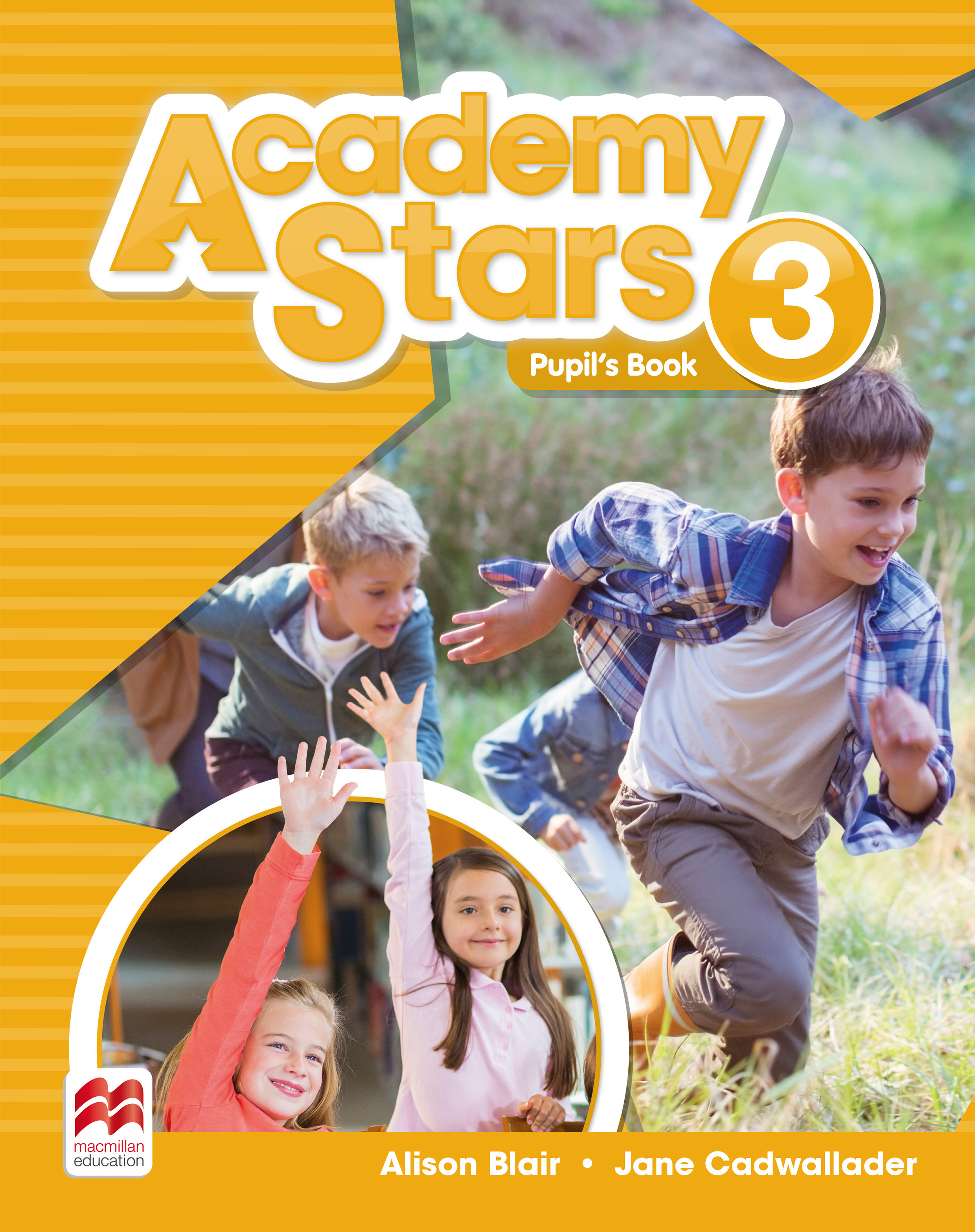 Academy Stars Level 3 Pupil