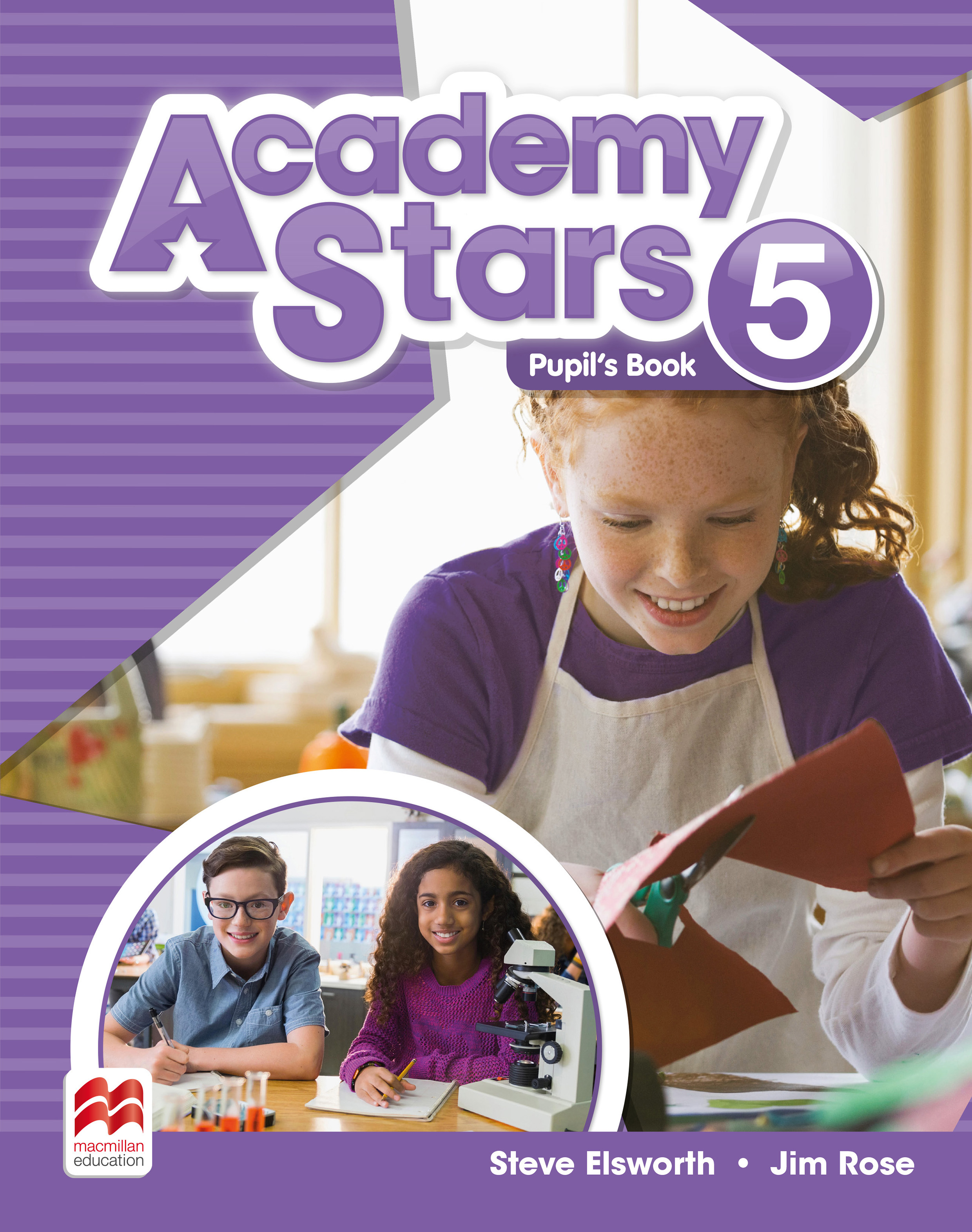 Academy Stars Level 5 Pupil