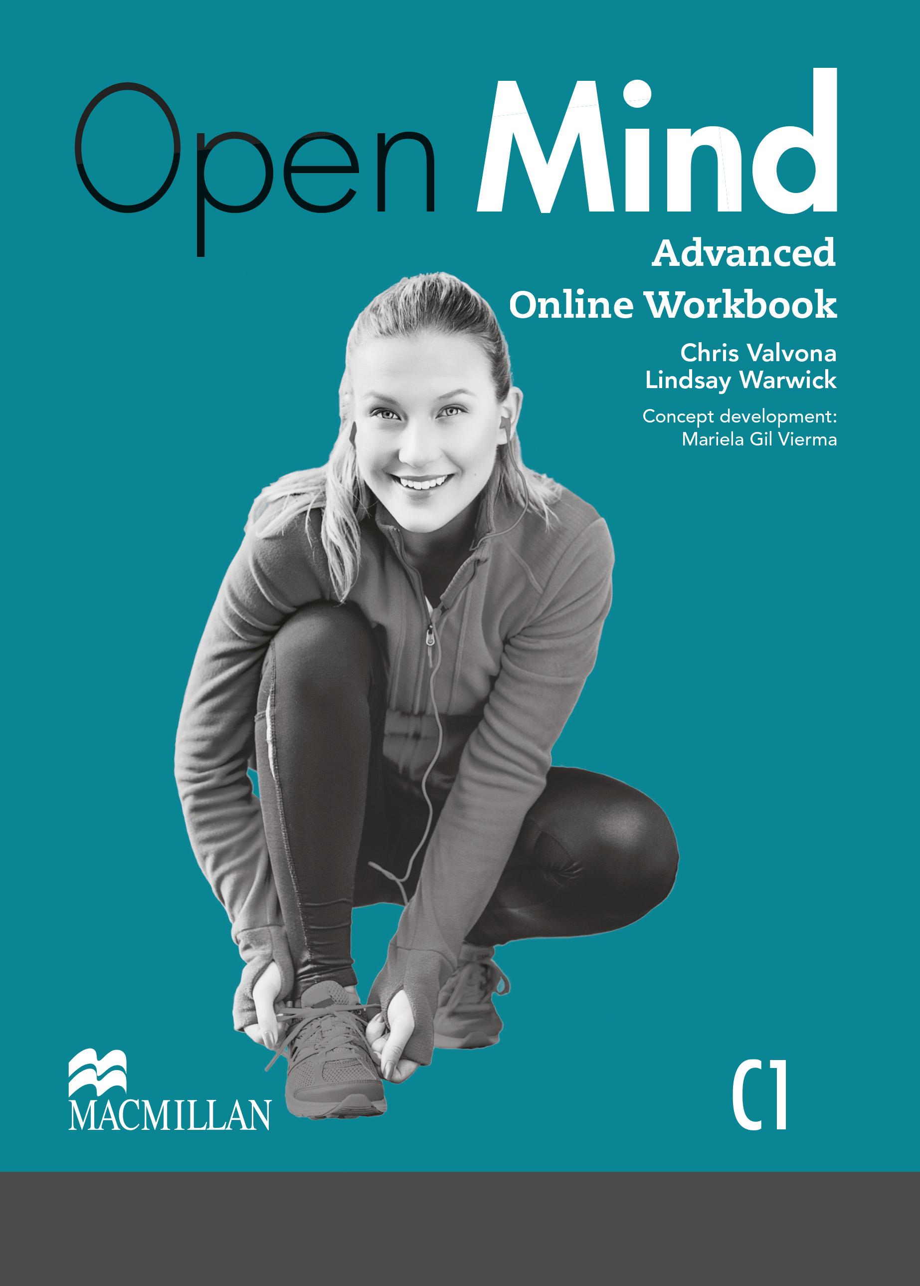 Open Mind Advanced Online Workbook