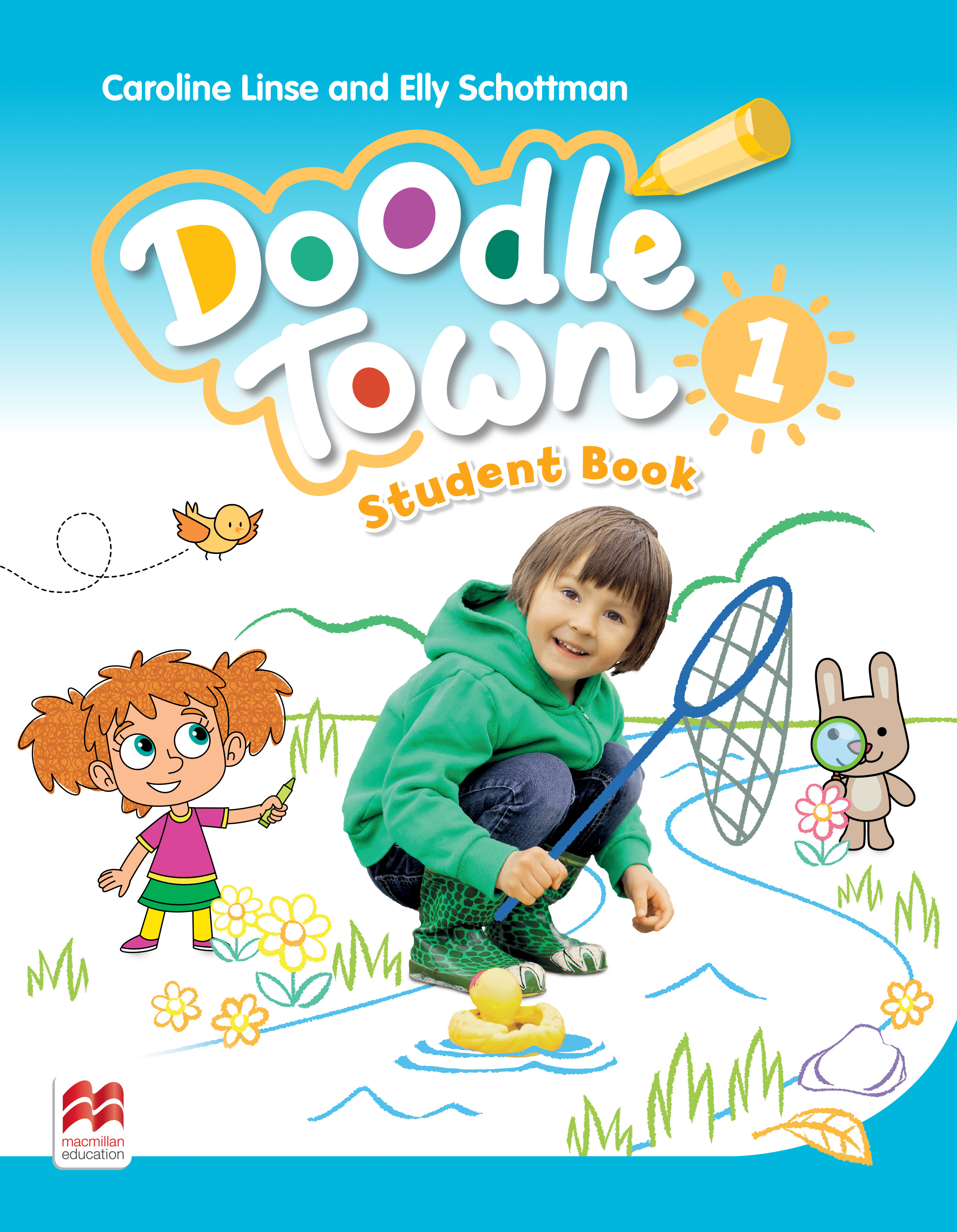 Doodle Town Level 1 Student
