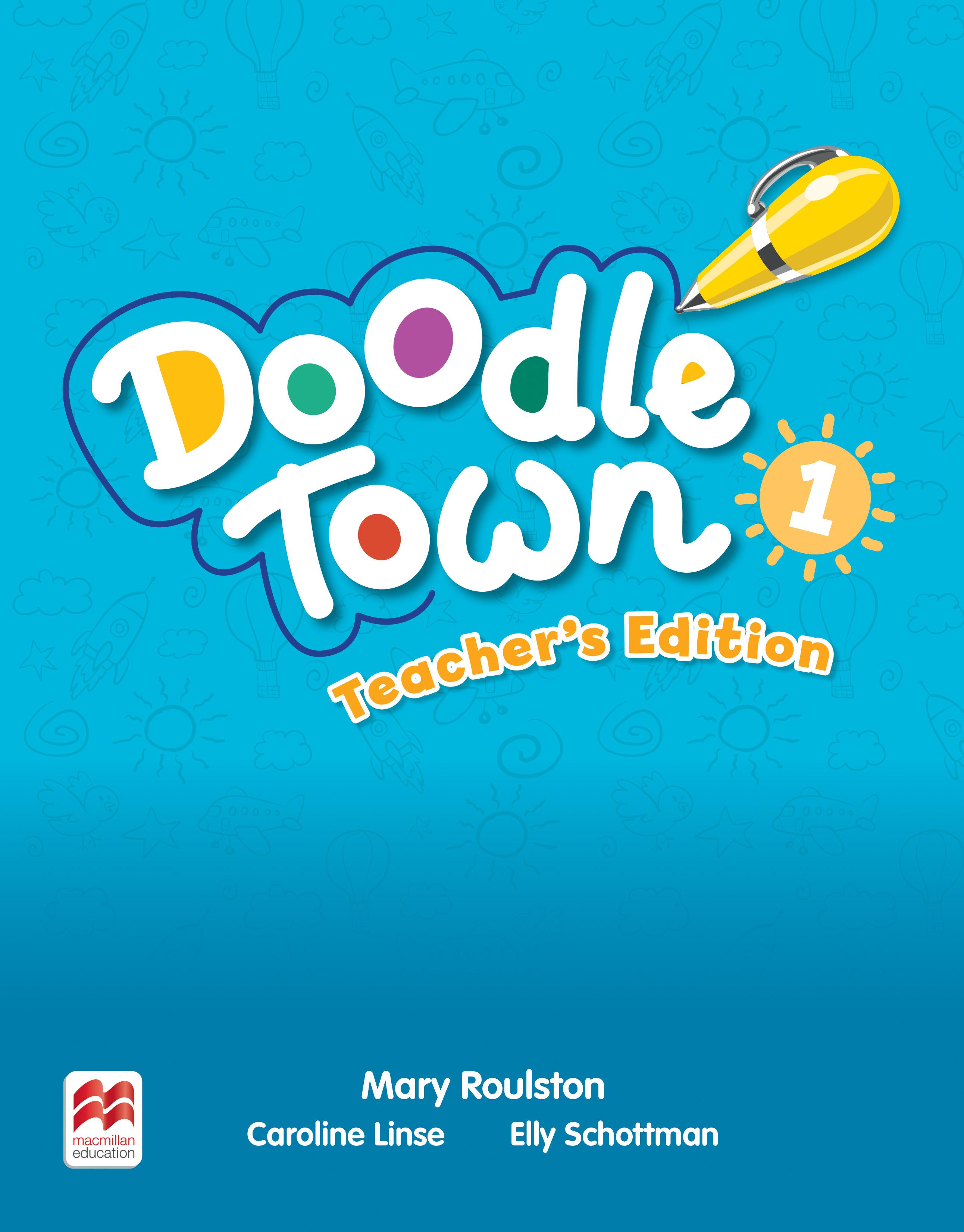 Doodle Town Level 1 Teacher