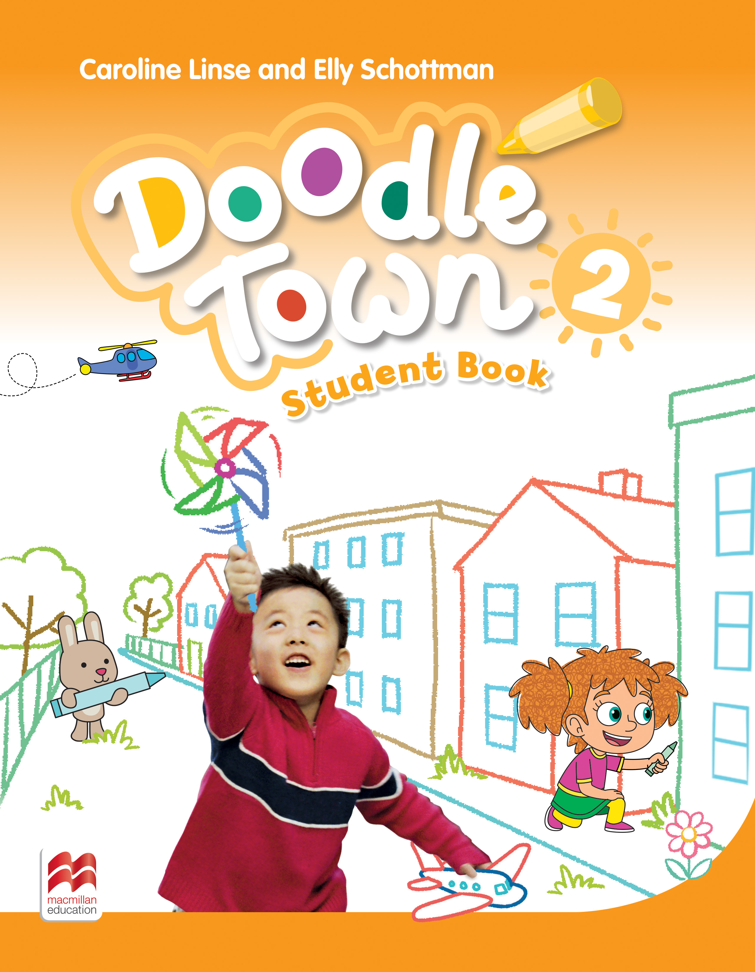 Doodle Town Level 2 Student