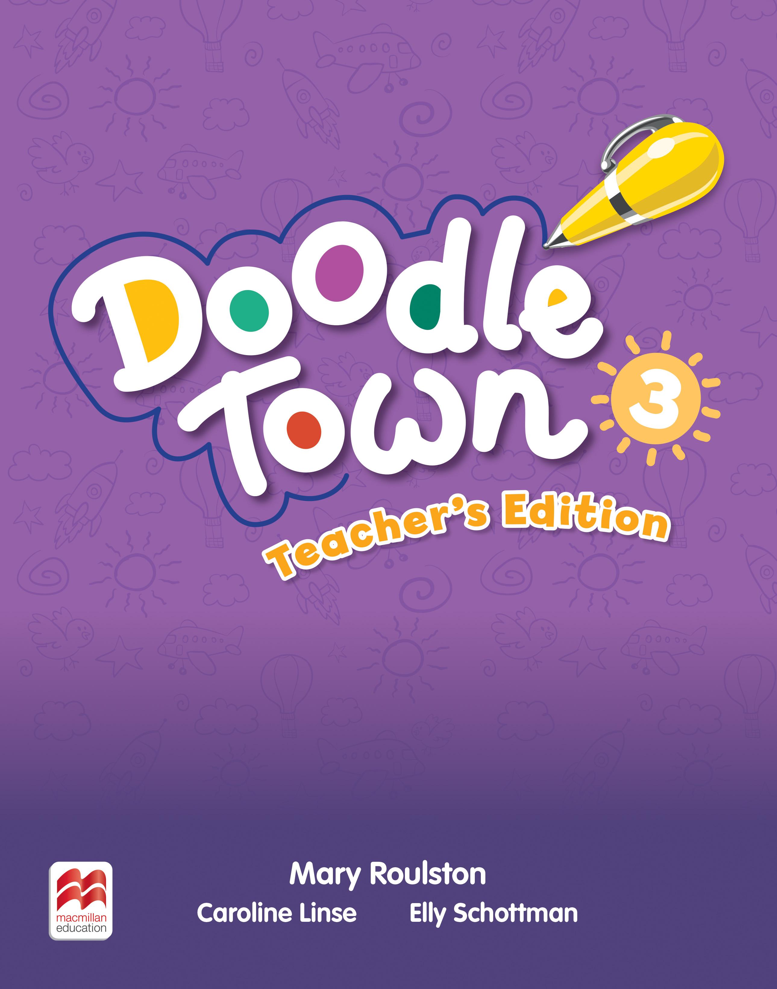 Doodle Town Level 3 Teacher