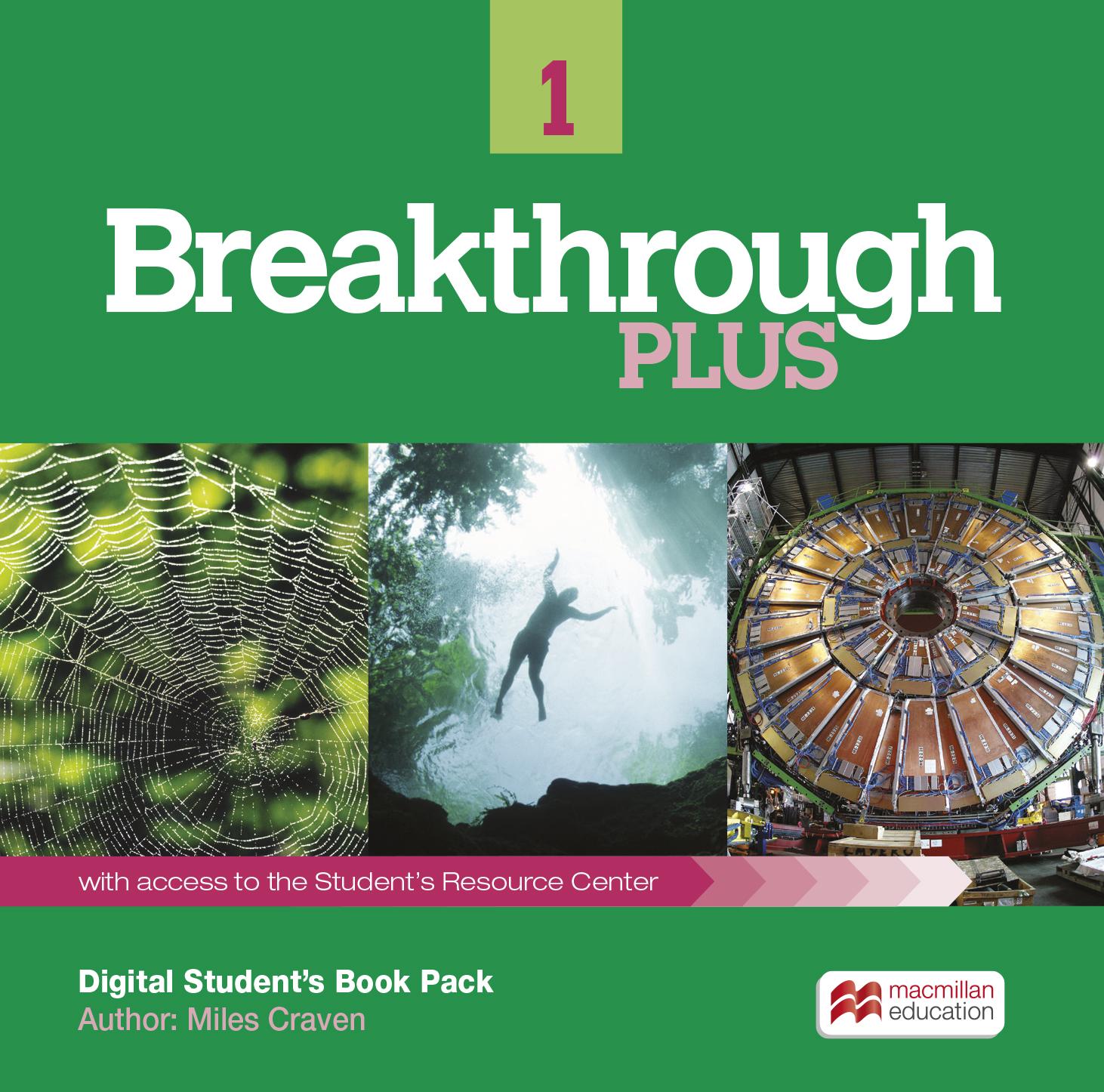 Breakthrough Plus Level 1 Digital Student