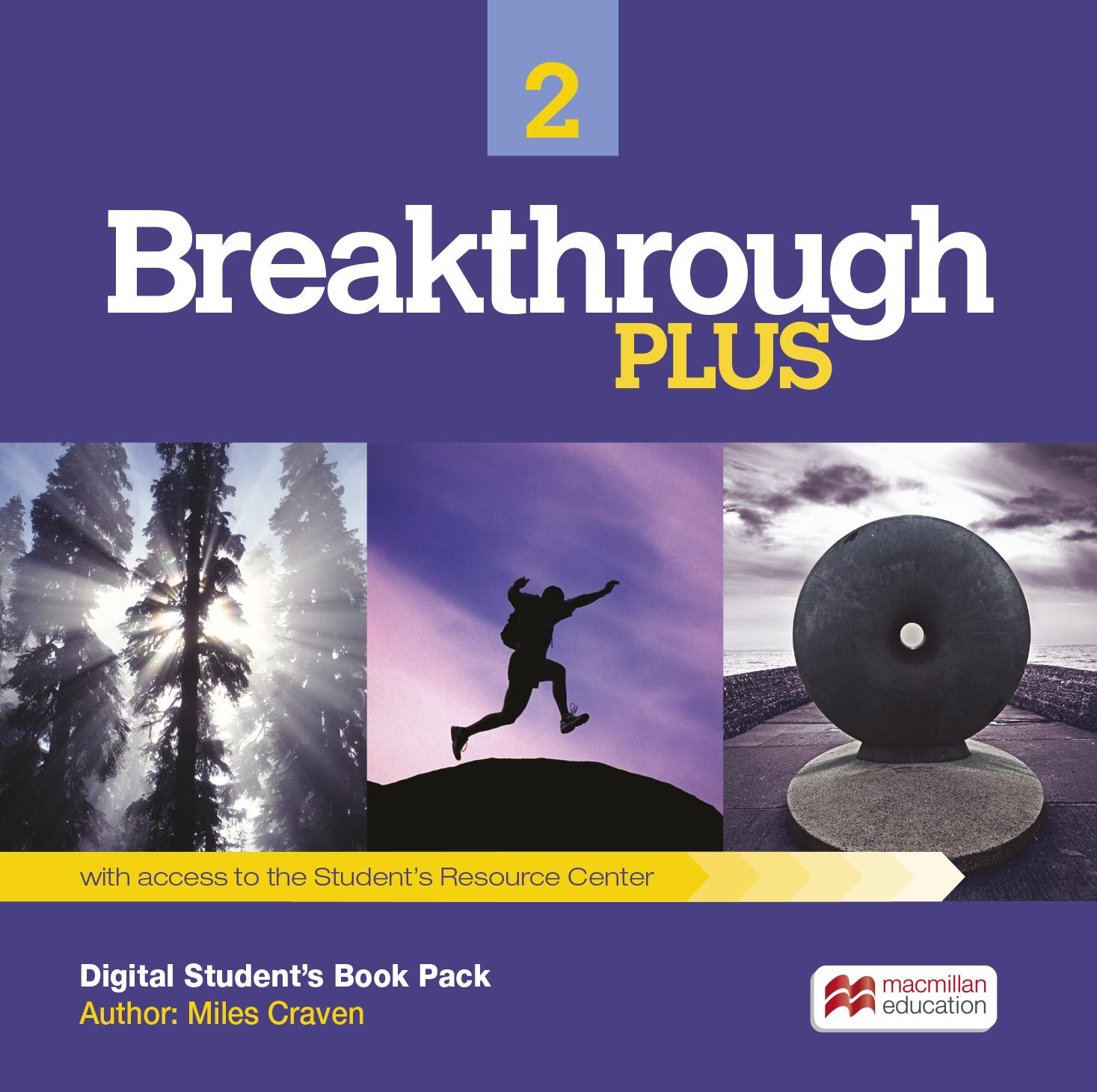 Breakthrough Plus Level 2 Digital Student