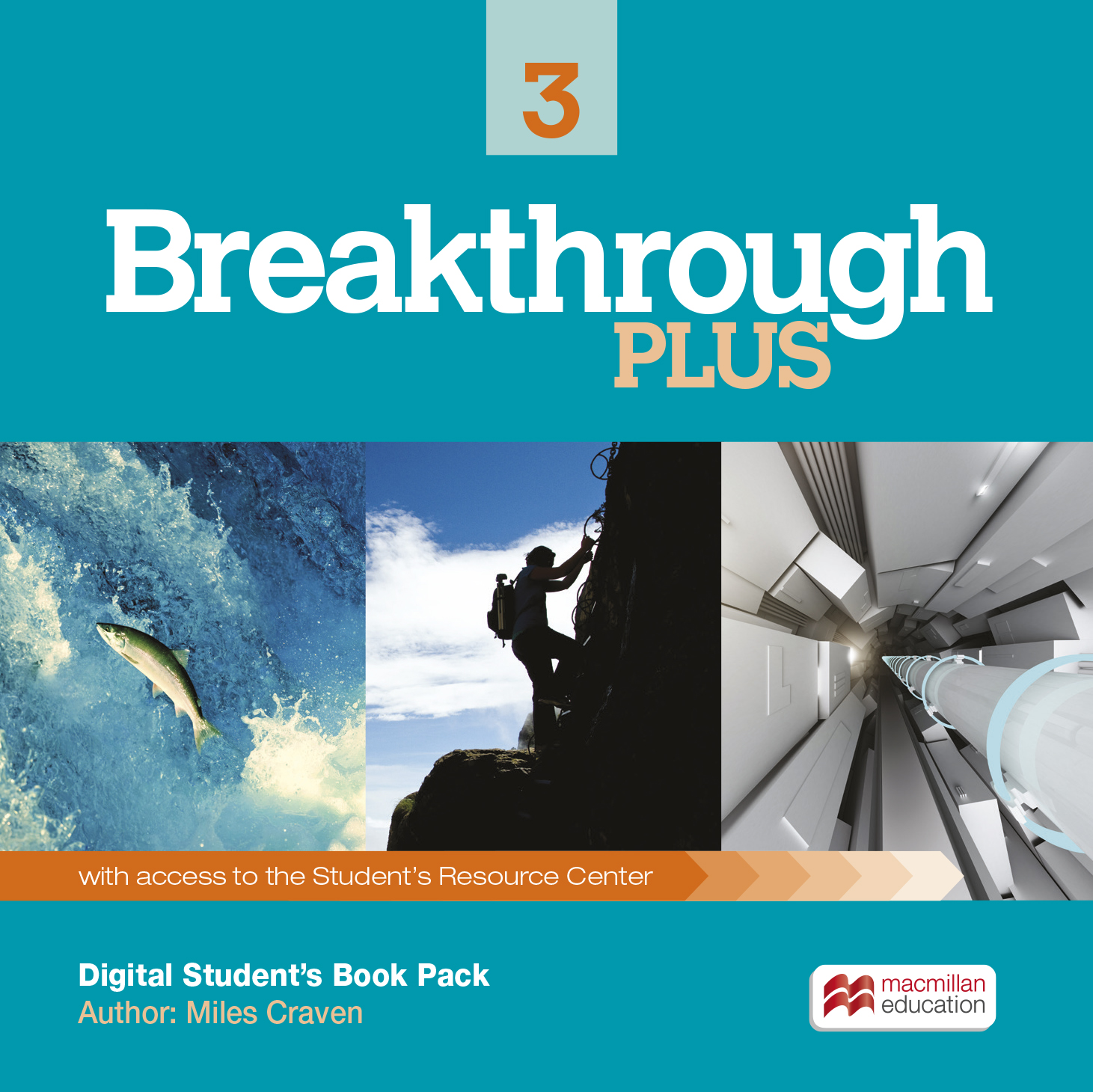 Breakthrough Plus Level 3 Digital Student