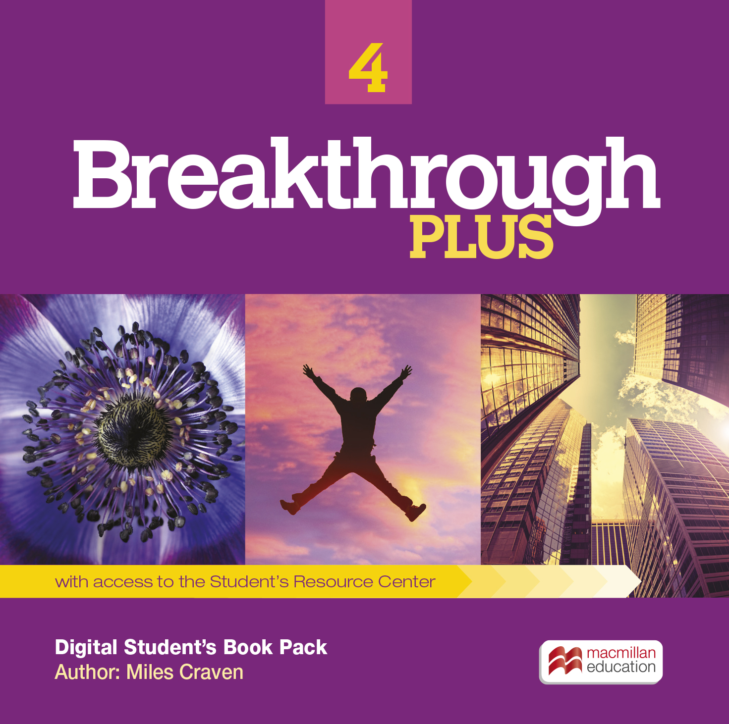 Breakthrough Plus Level 4 Digital Student