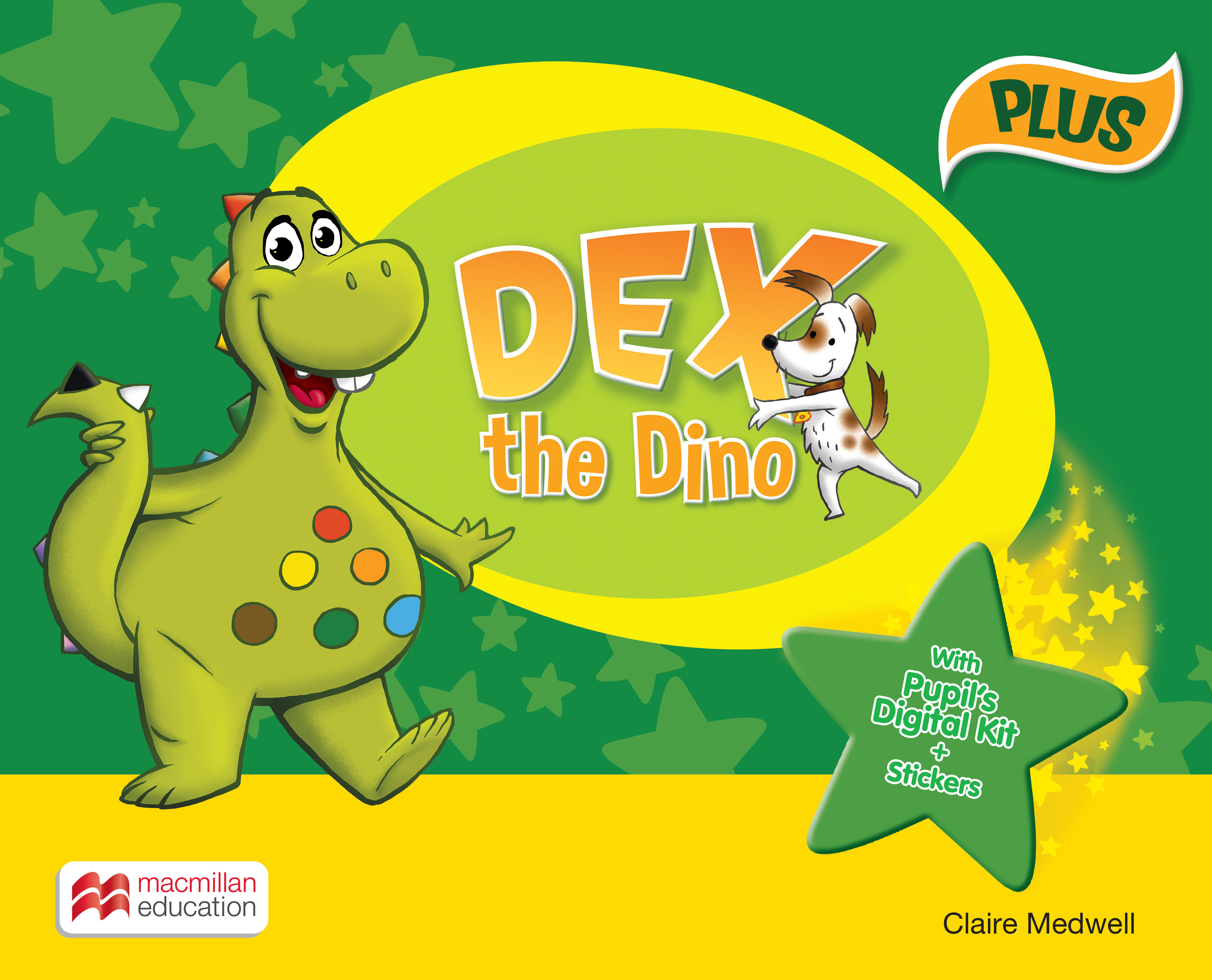 Dex the Dino Pupil