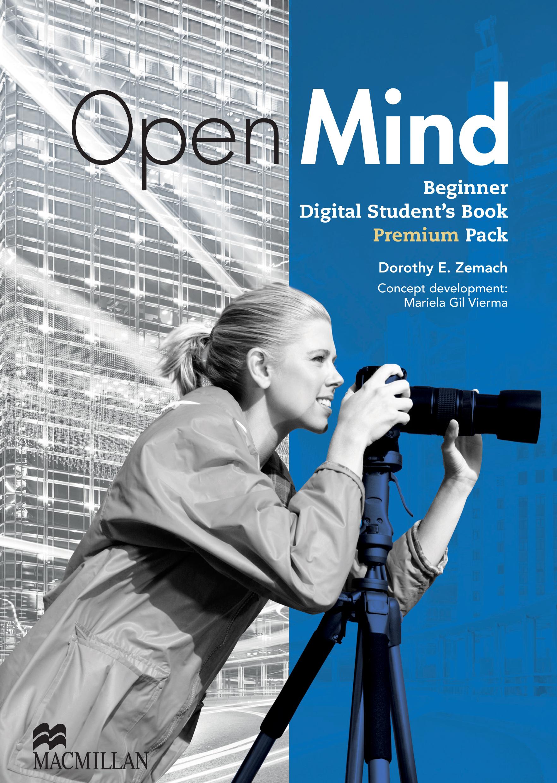 Open Mind Beginner Digital Student