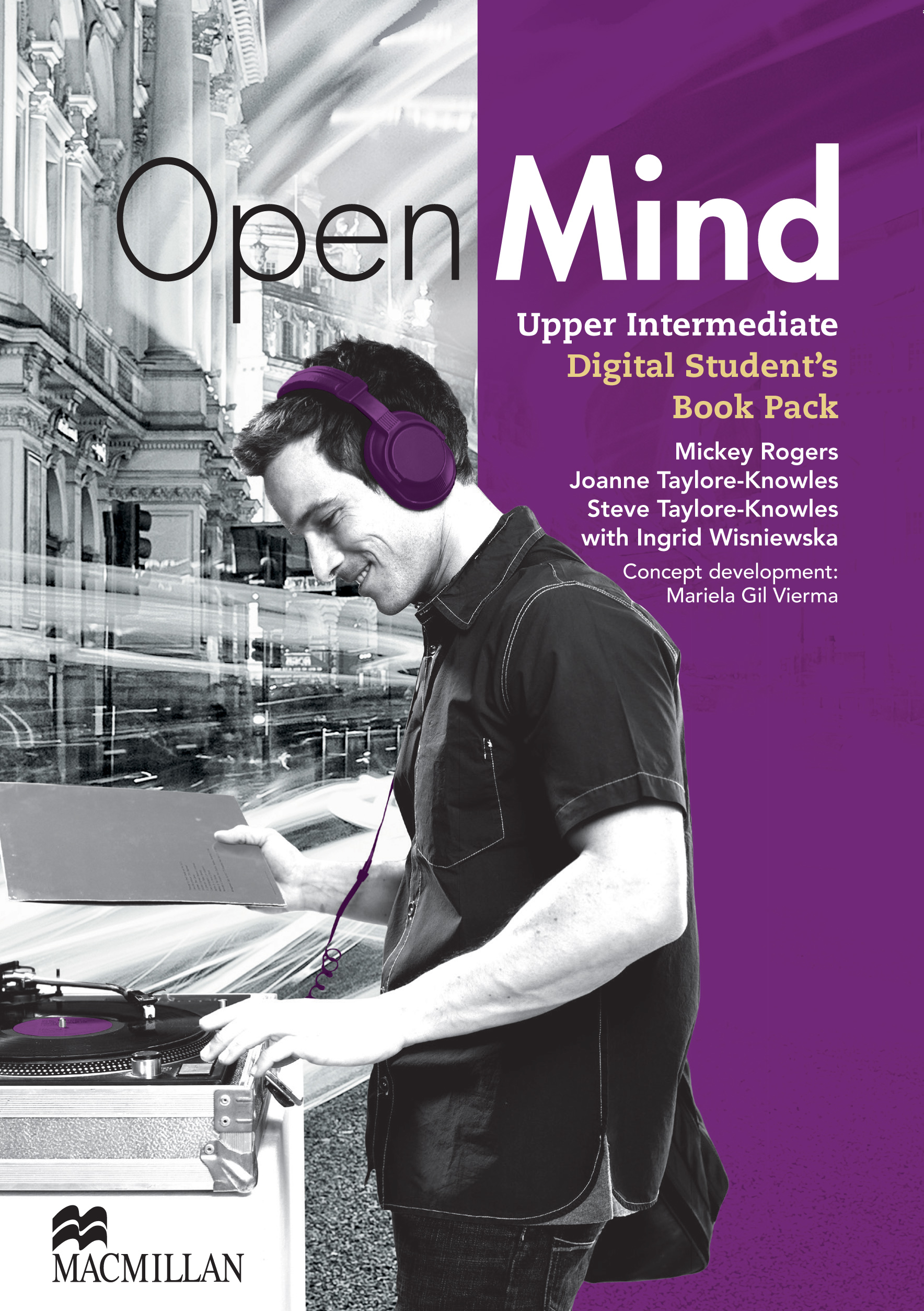 Open Mind Upper Intermediate Digital Student