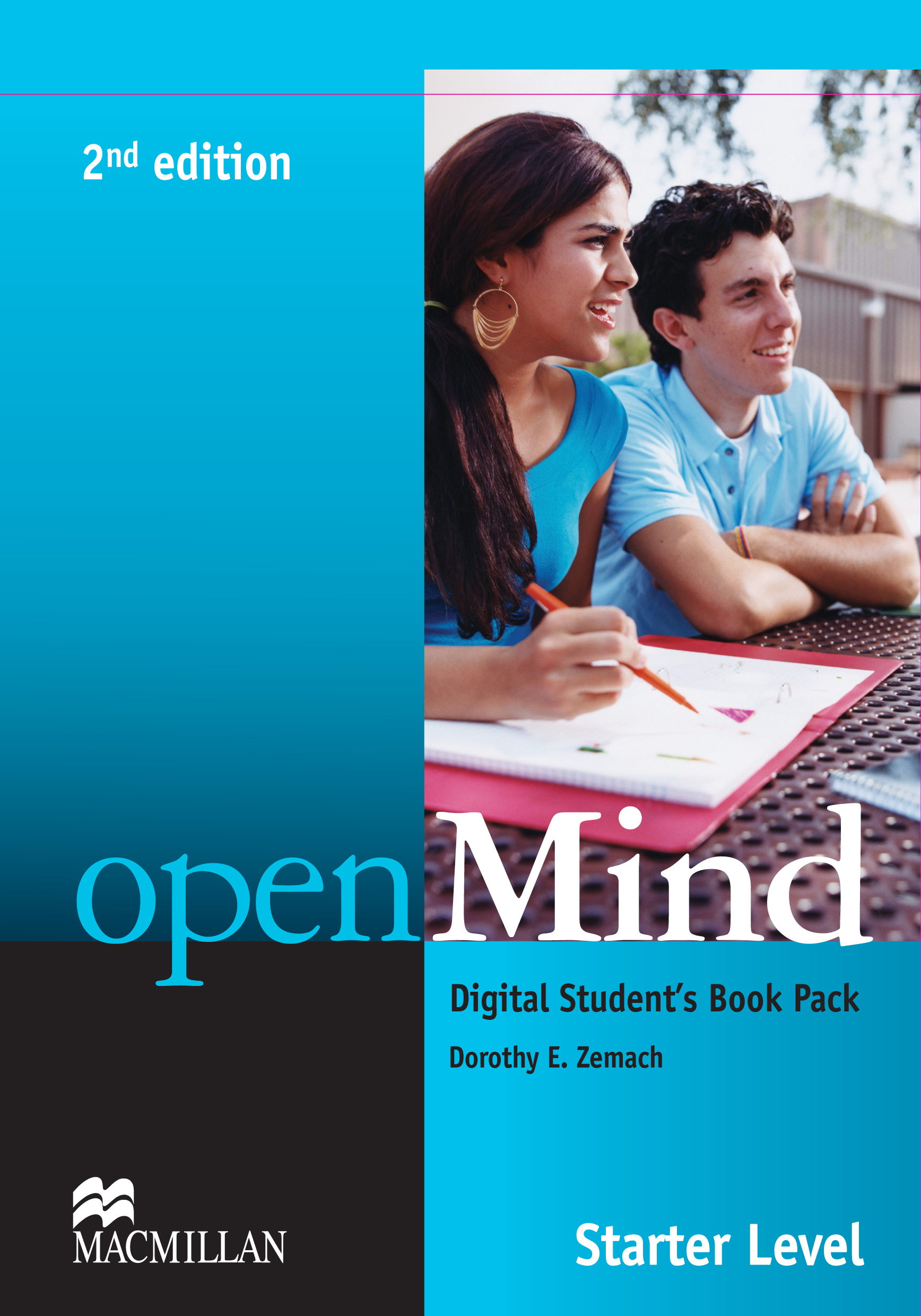 openMind 2nd Edition Starter Level Digital Student