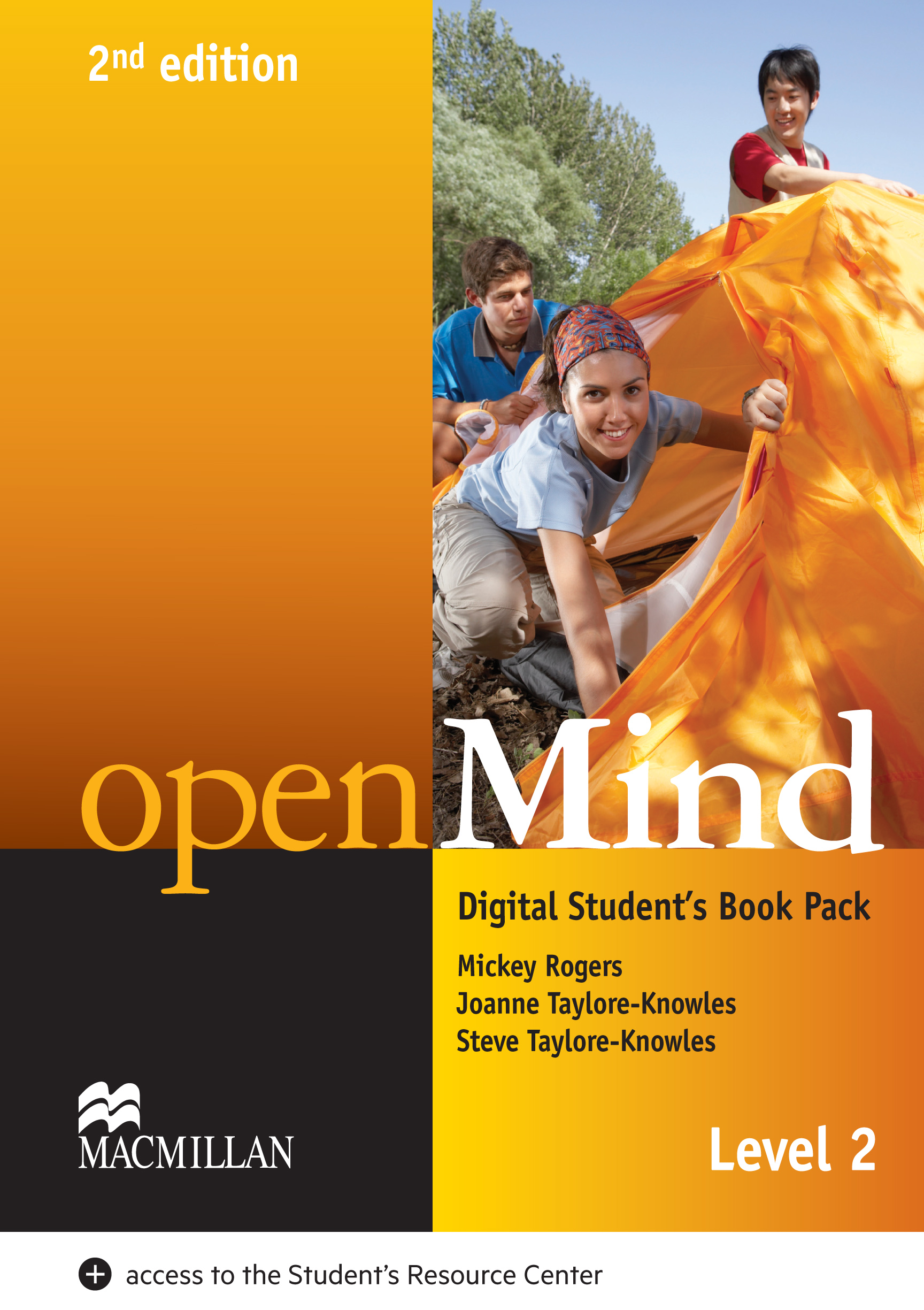 openMind 2nd Edition Level 2 Digital Student