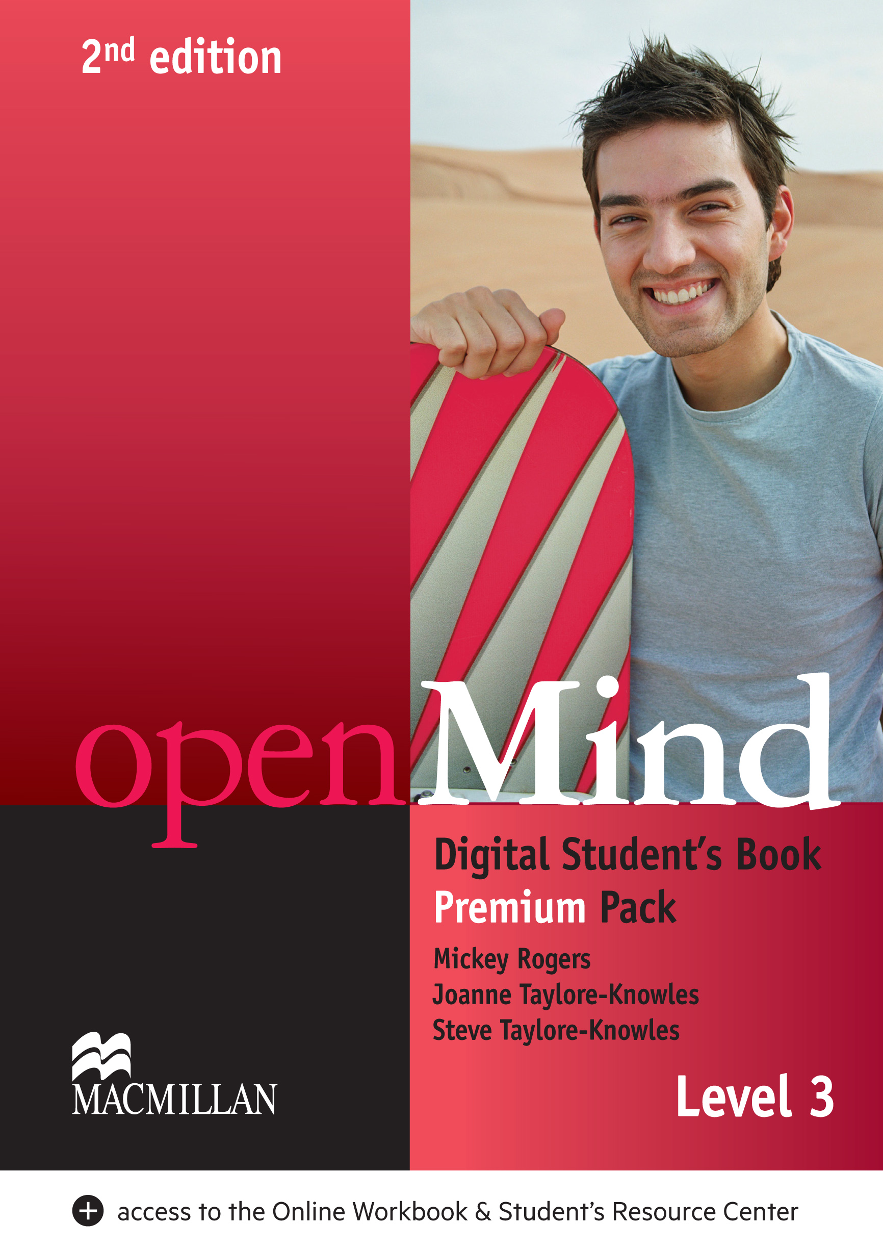 openMind 2nd Edition Level 3 Digital Student